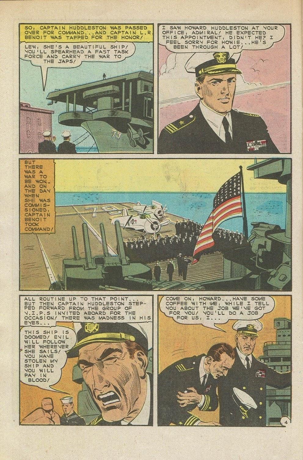 Read online Fightin' Navy comic -  Issue #126 - 28