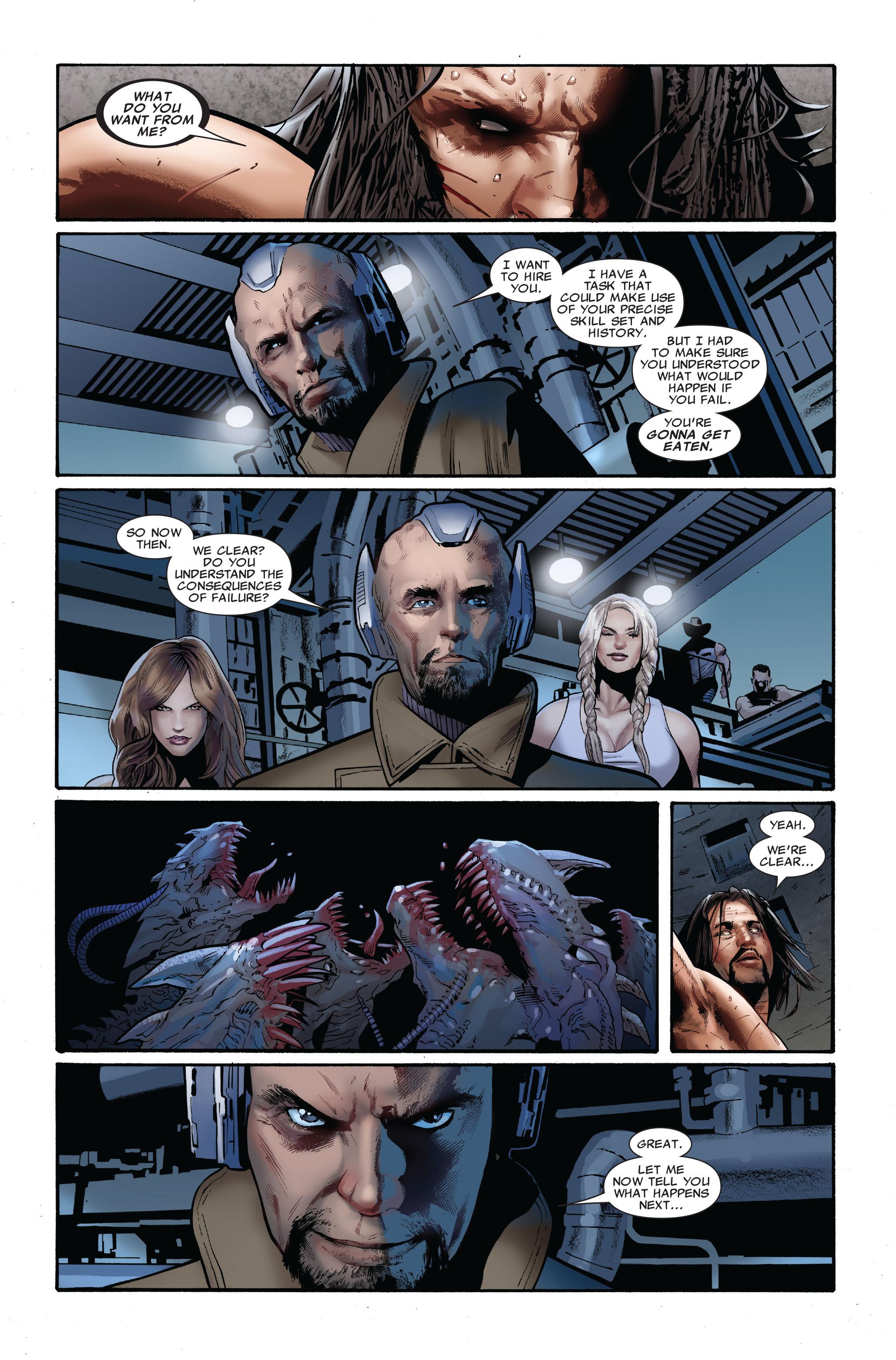 Read online Uncanny X-Men (1963) comic -  Issue #516 - 5