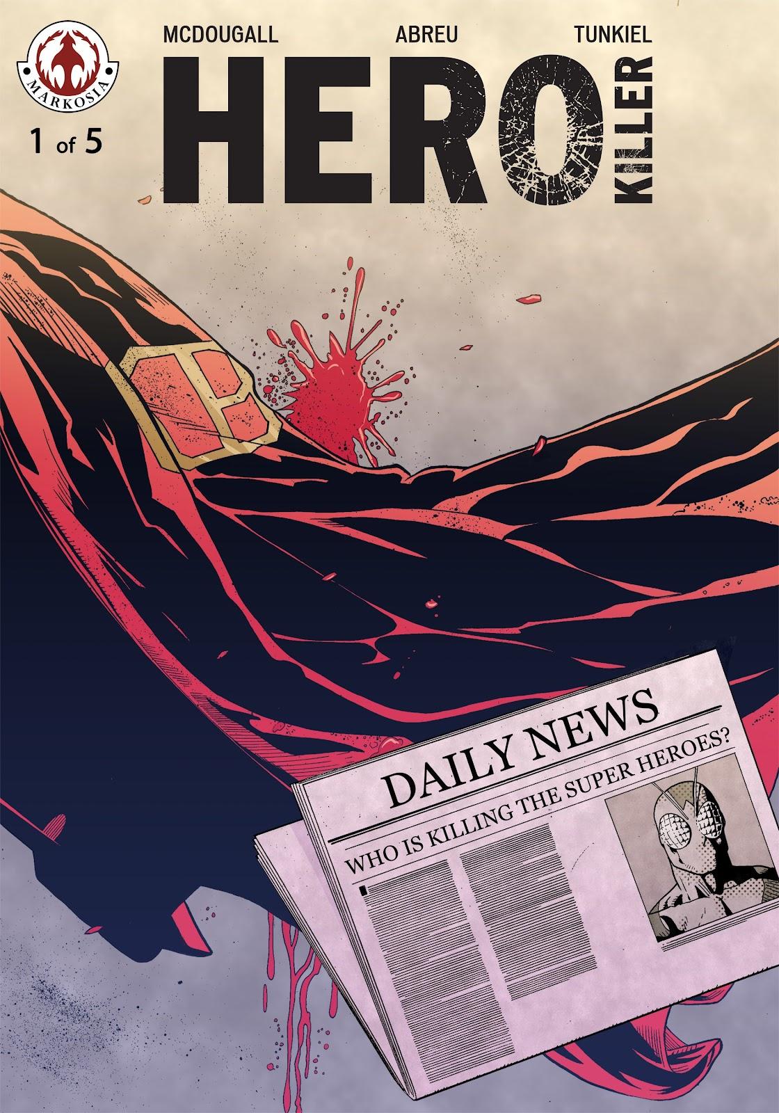 Hero Killer 1 Page 1