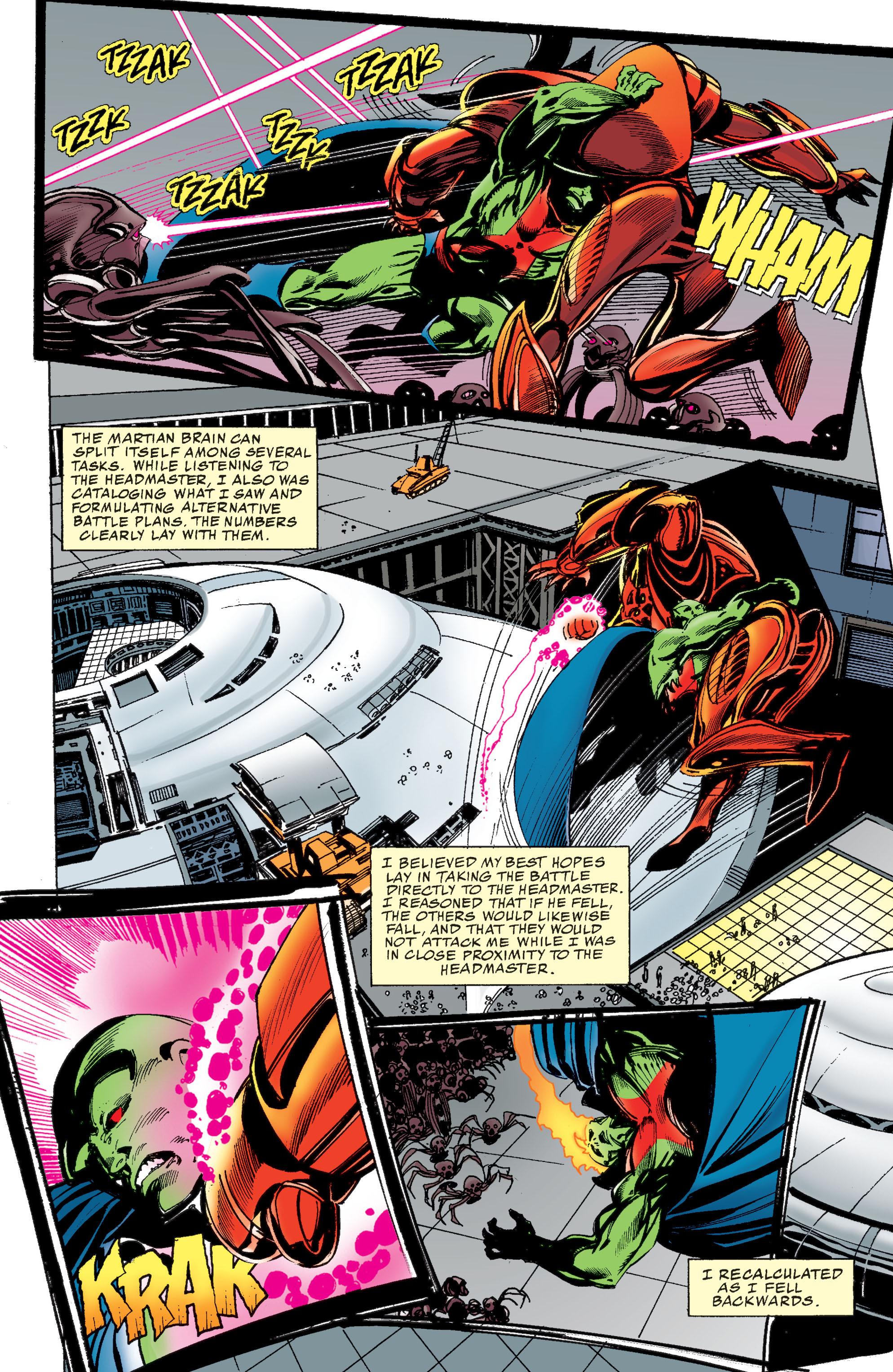 Read online Martian Manhunter: Son of Mars comic -  Issue # TPB - 50