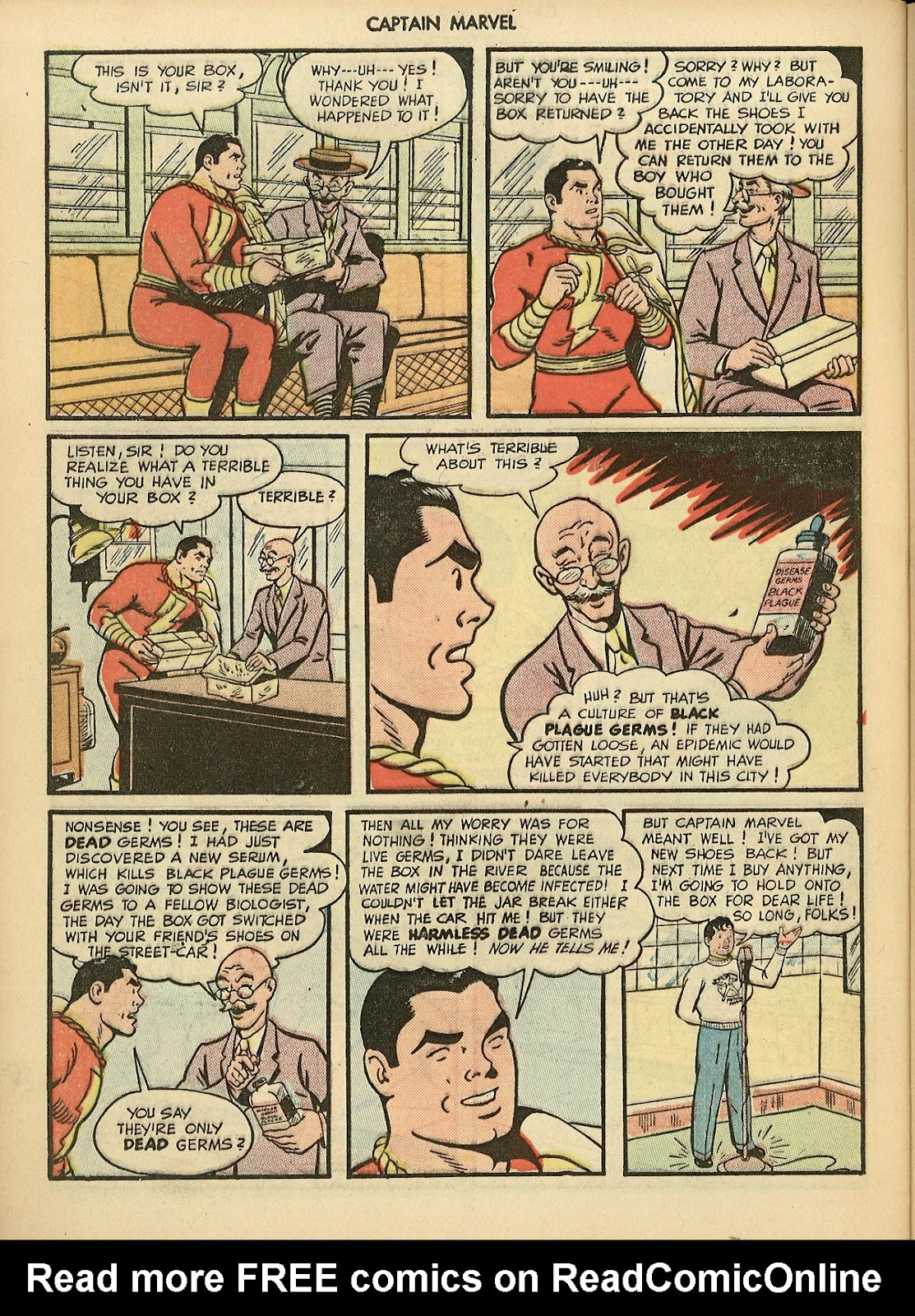 Captain Marvel Adventures issue 70 - Page 32