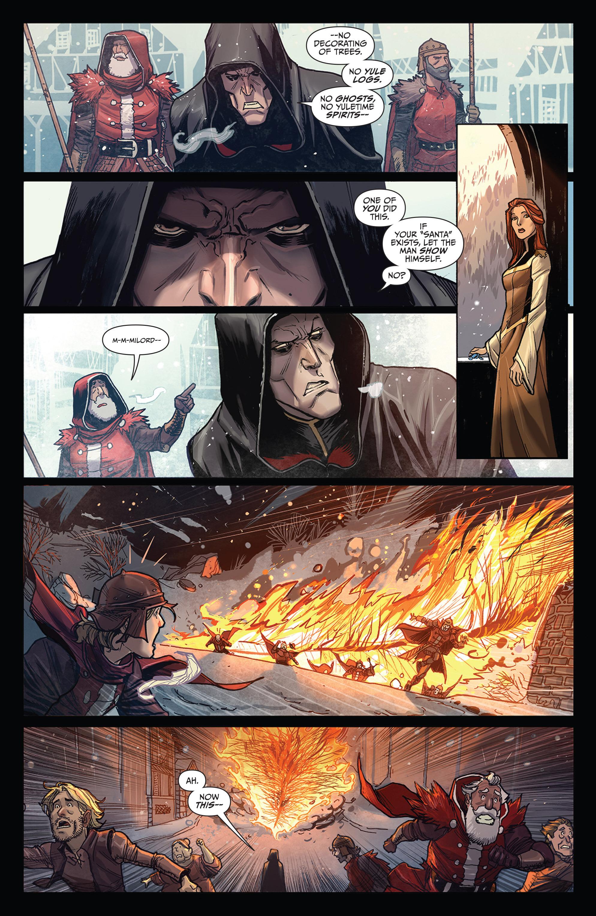 Read online Klaus comic -  Issue #3 - 23