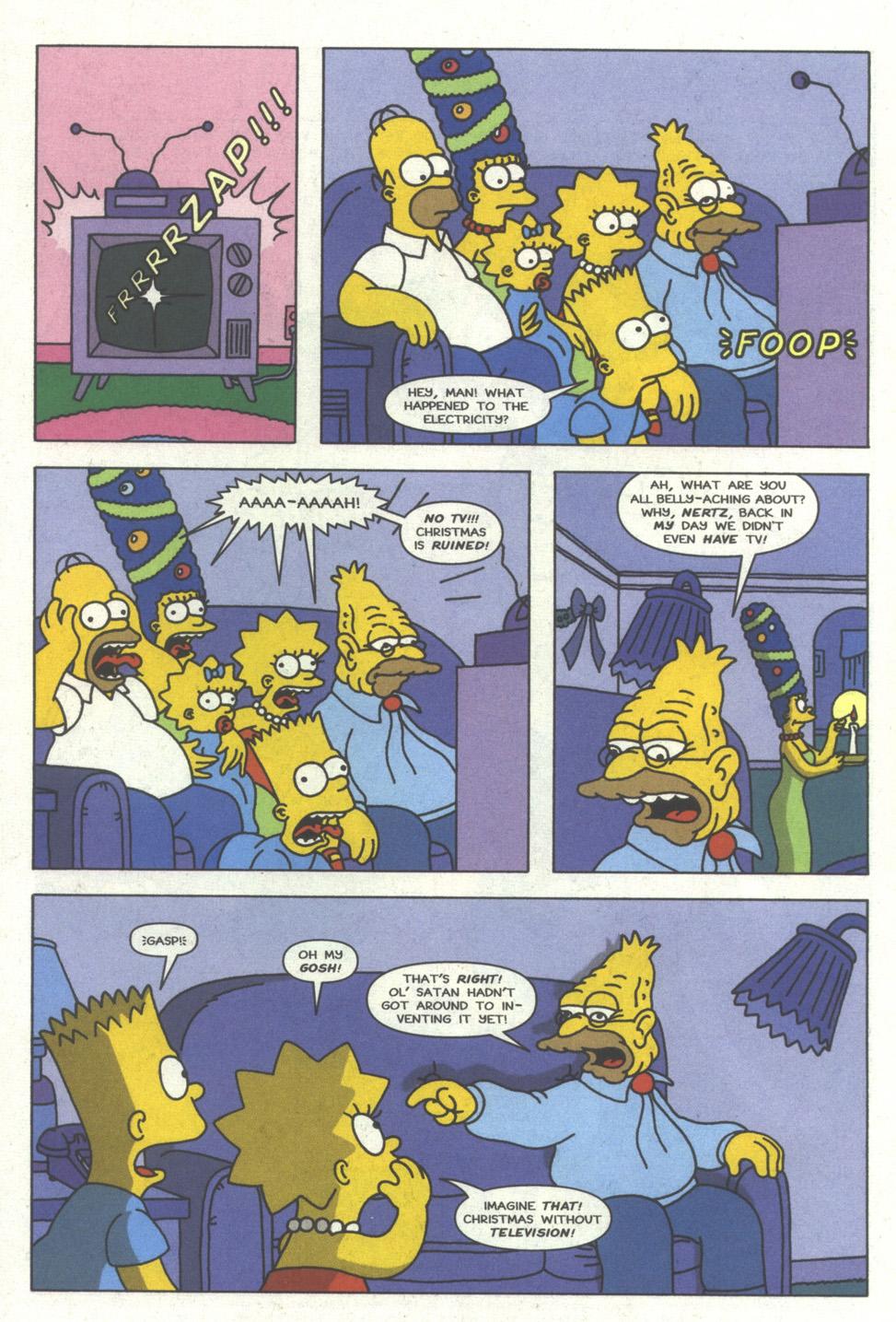 Read online Simpsons Comics comic -  Issue #15 - 3