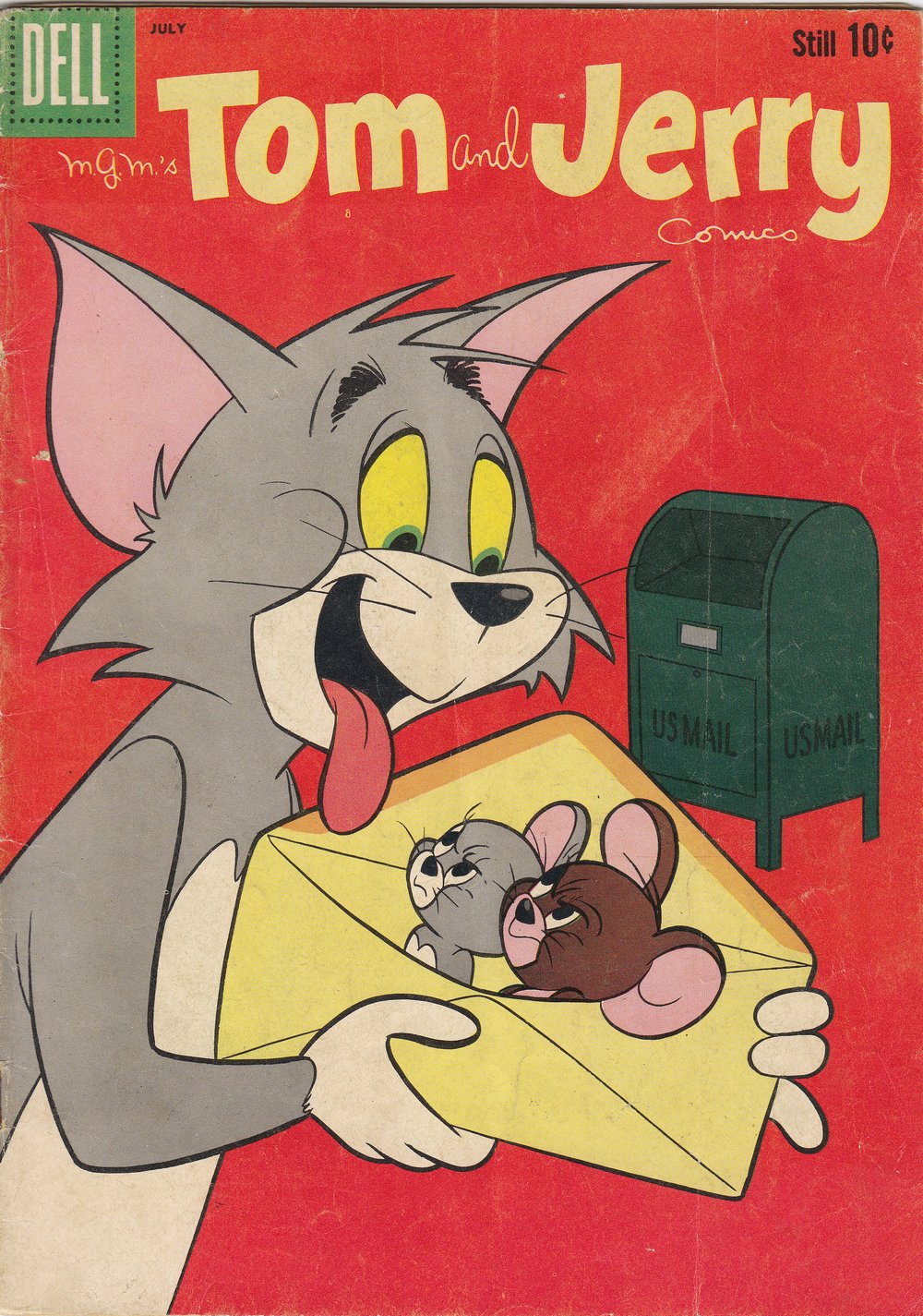 Tom & Jerry Comics issue 192 - Page 1
