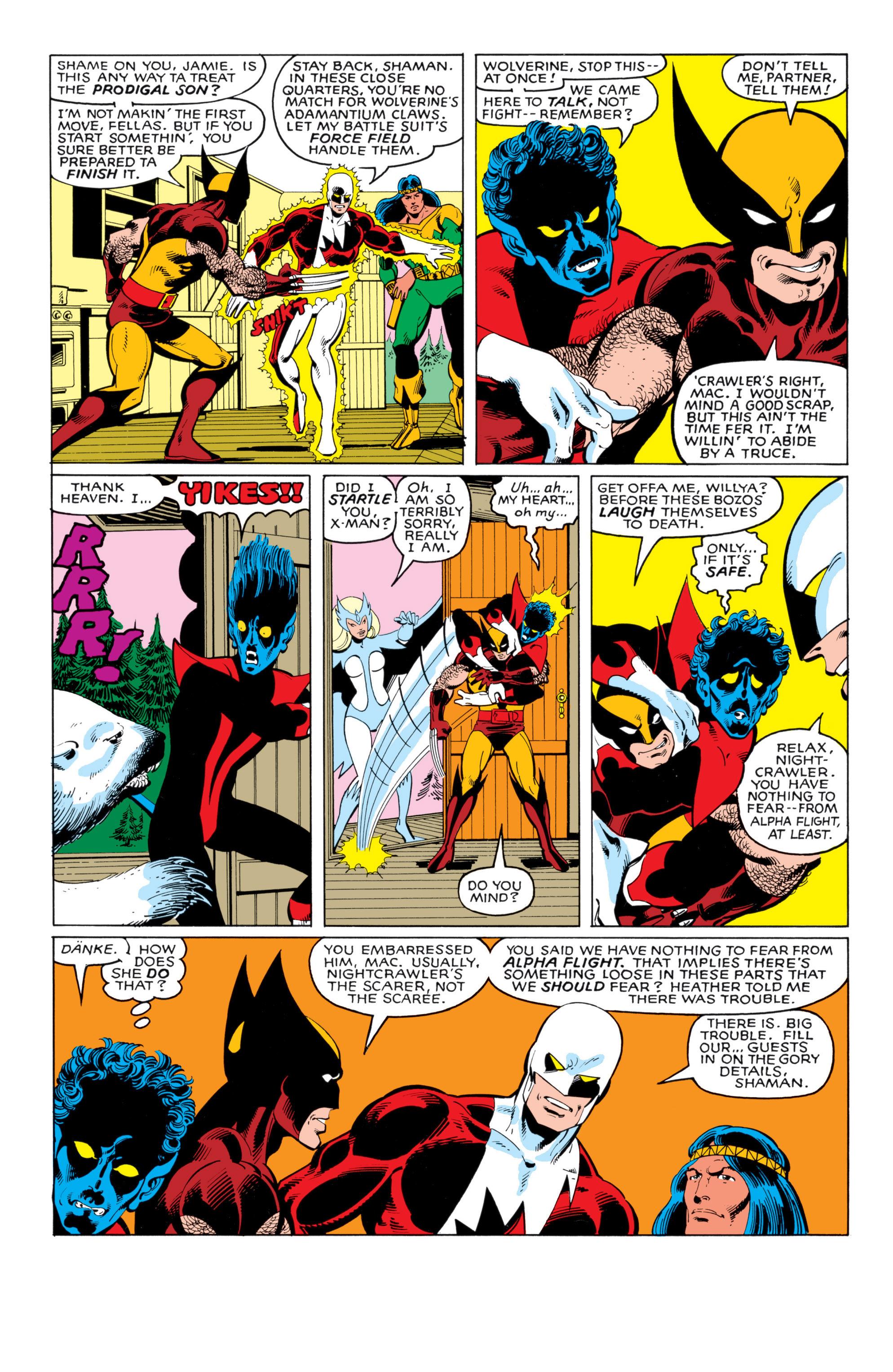 Uncanny X-Men (1963) 139 Page 15