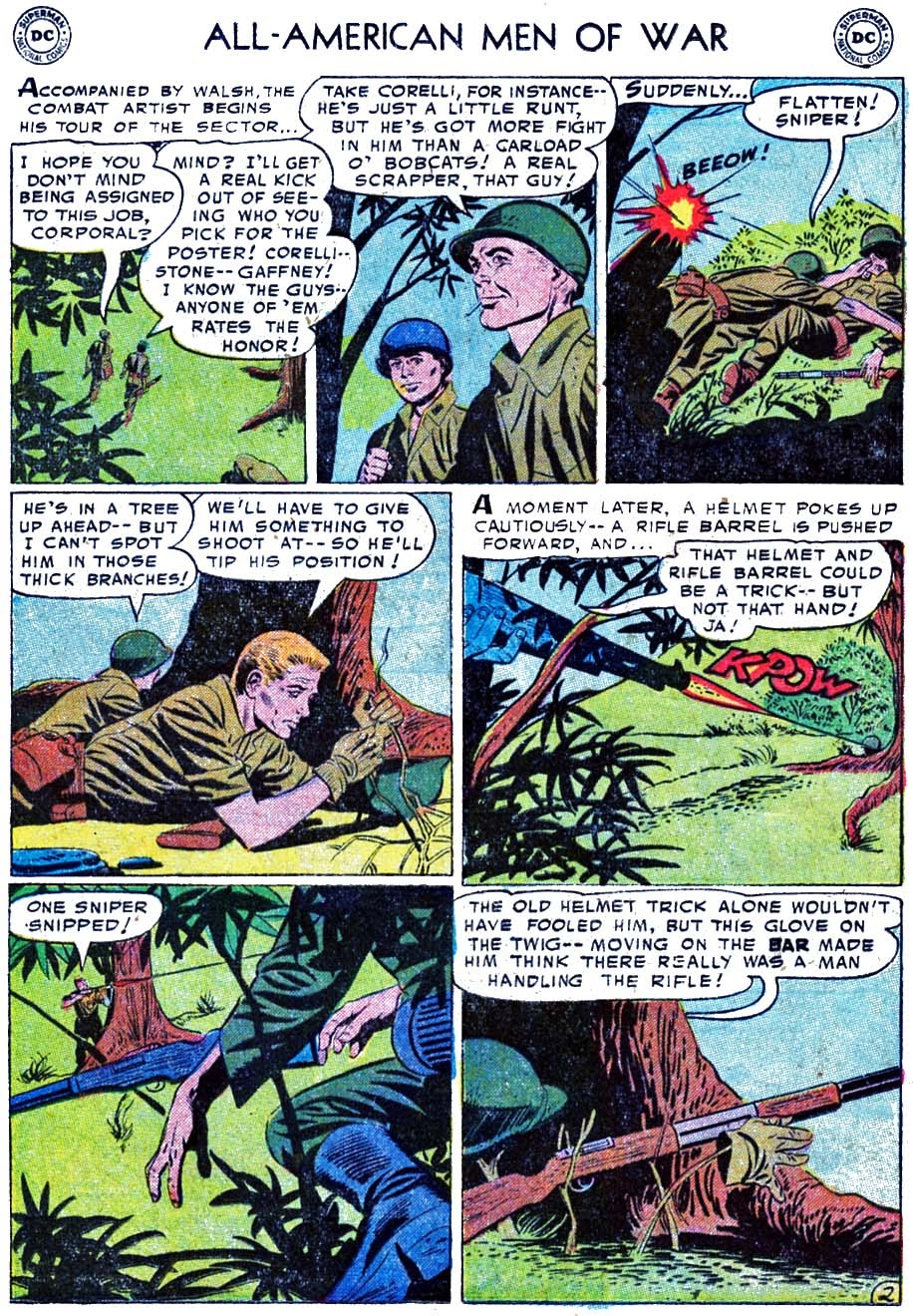 All-American Men of War issue 23 - Page 13