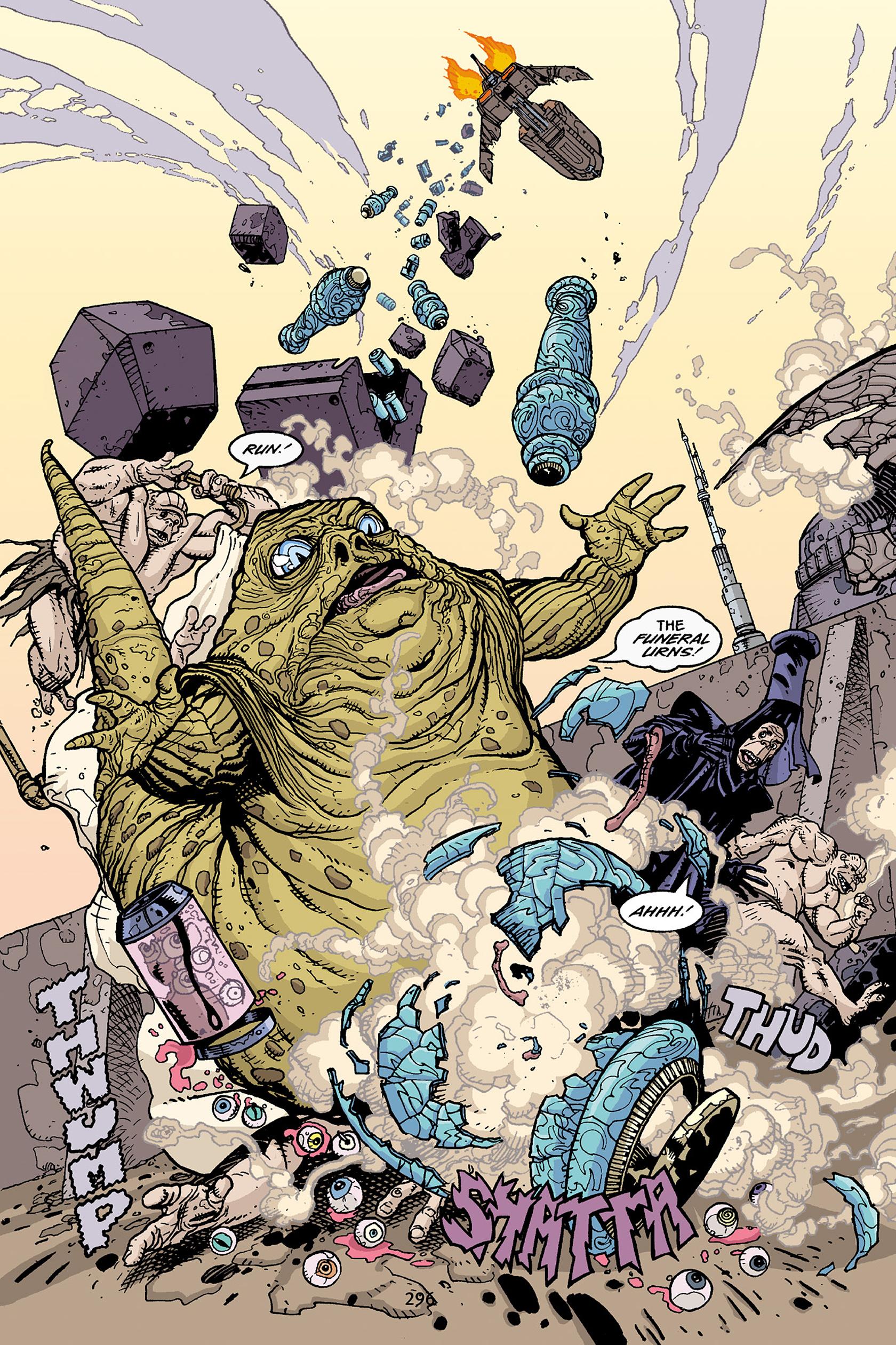 Read online Star Wars Omnibus comic -  Issue # Vol. 30 - 293