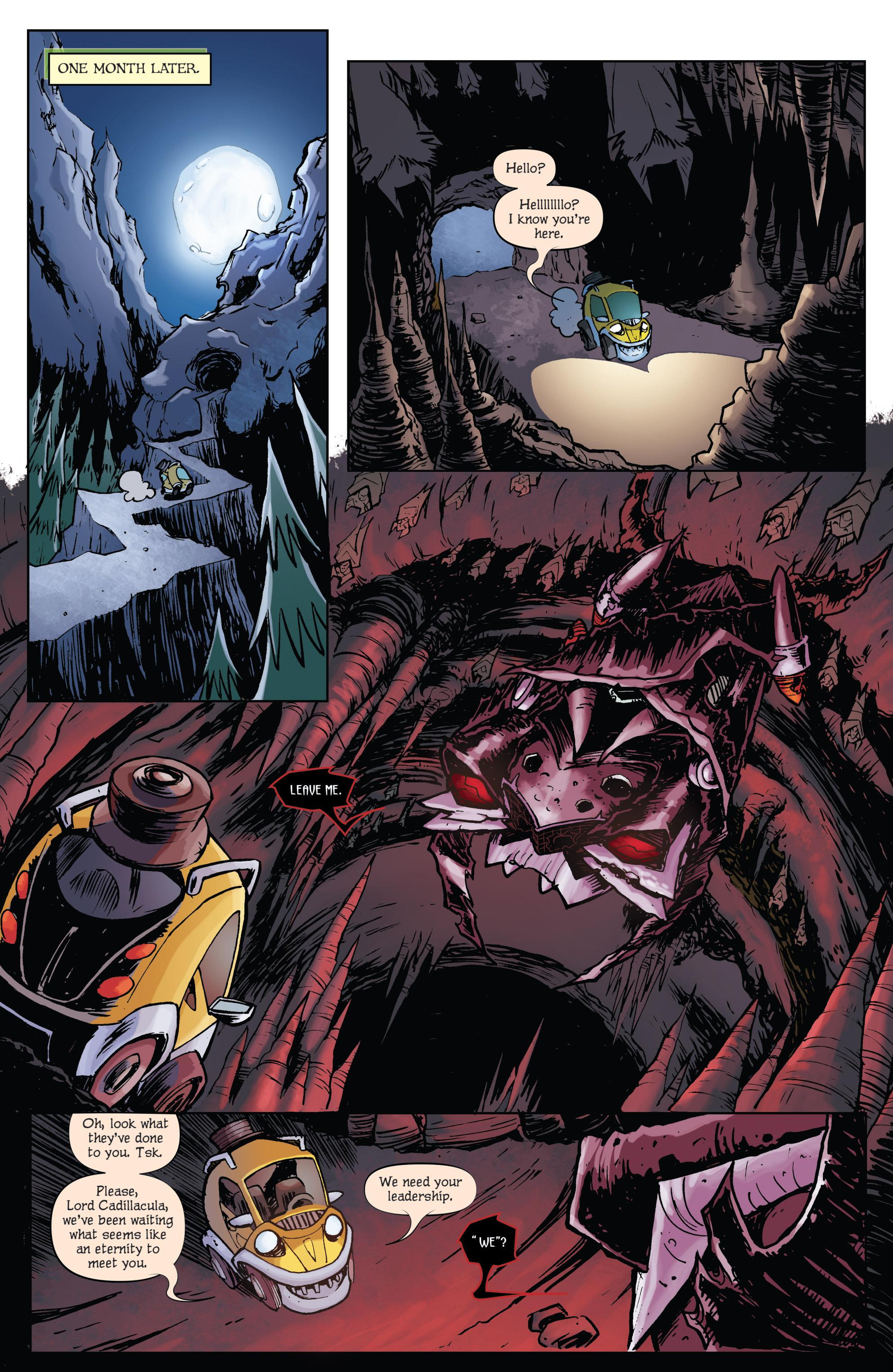 Read online Monster Motors comic -  Issue # Full - 40