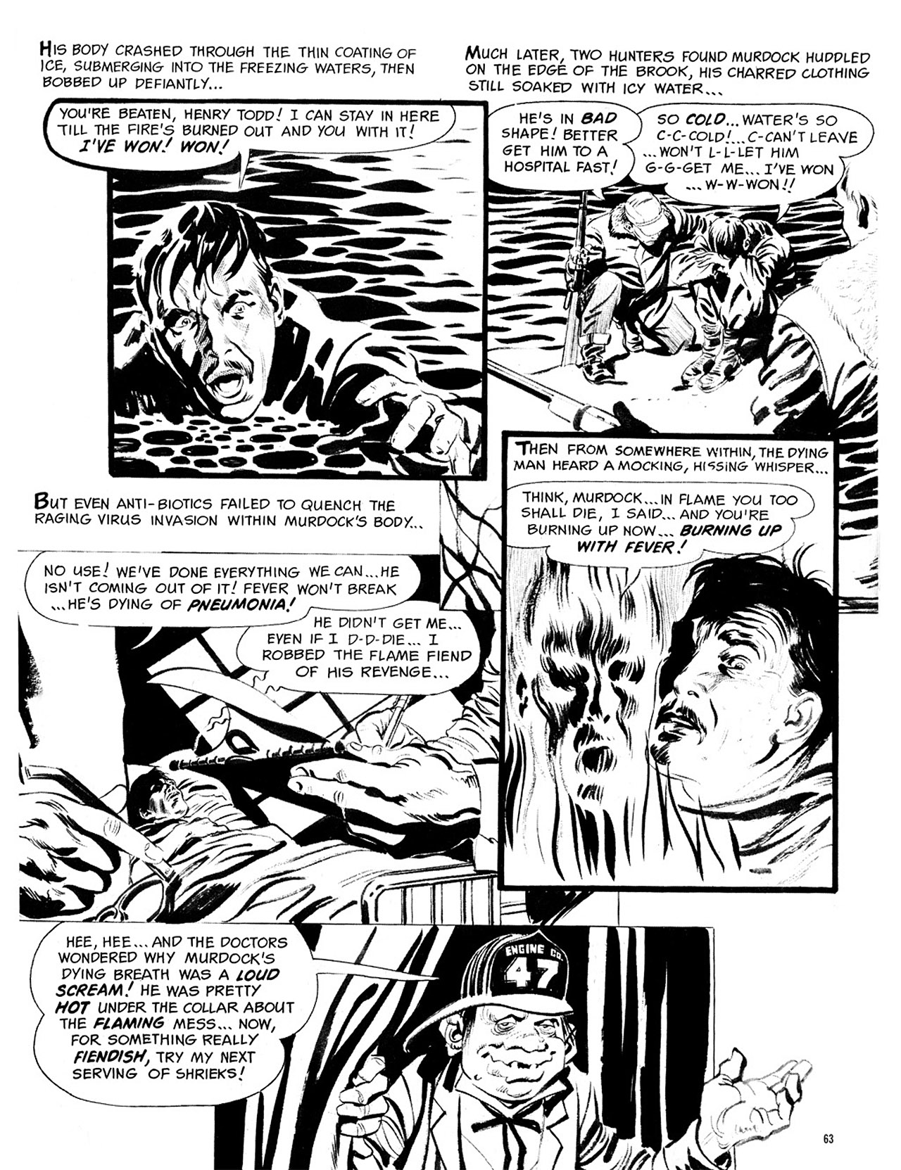 Read online Eerie Archives comic -  Issue # TPB 1 - 64