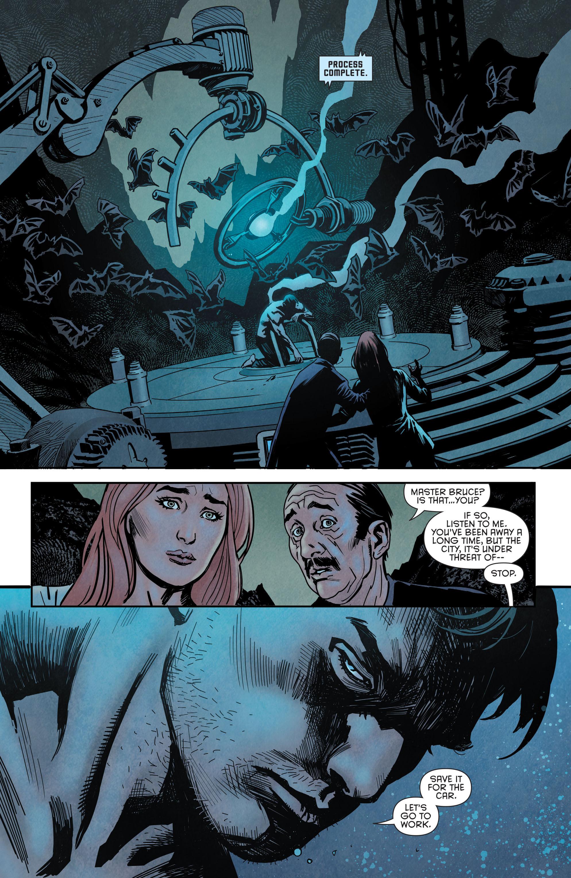 Read online Batman (2011) comic -  Issue # _TPB 9 - 92