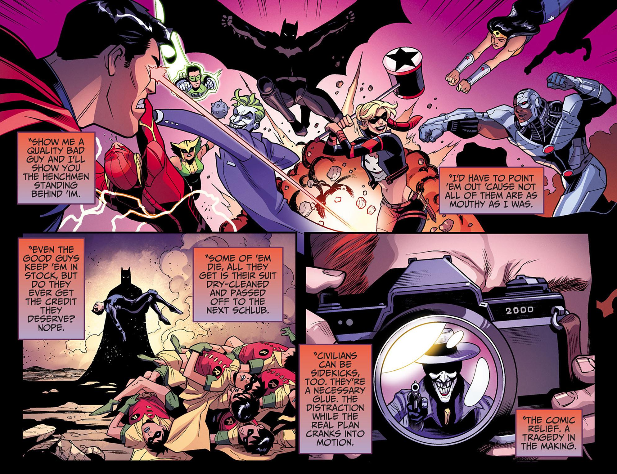 Read online Injustice: Ground Zero comic -  Issue #3 - 4