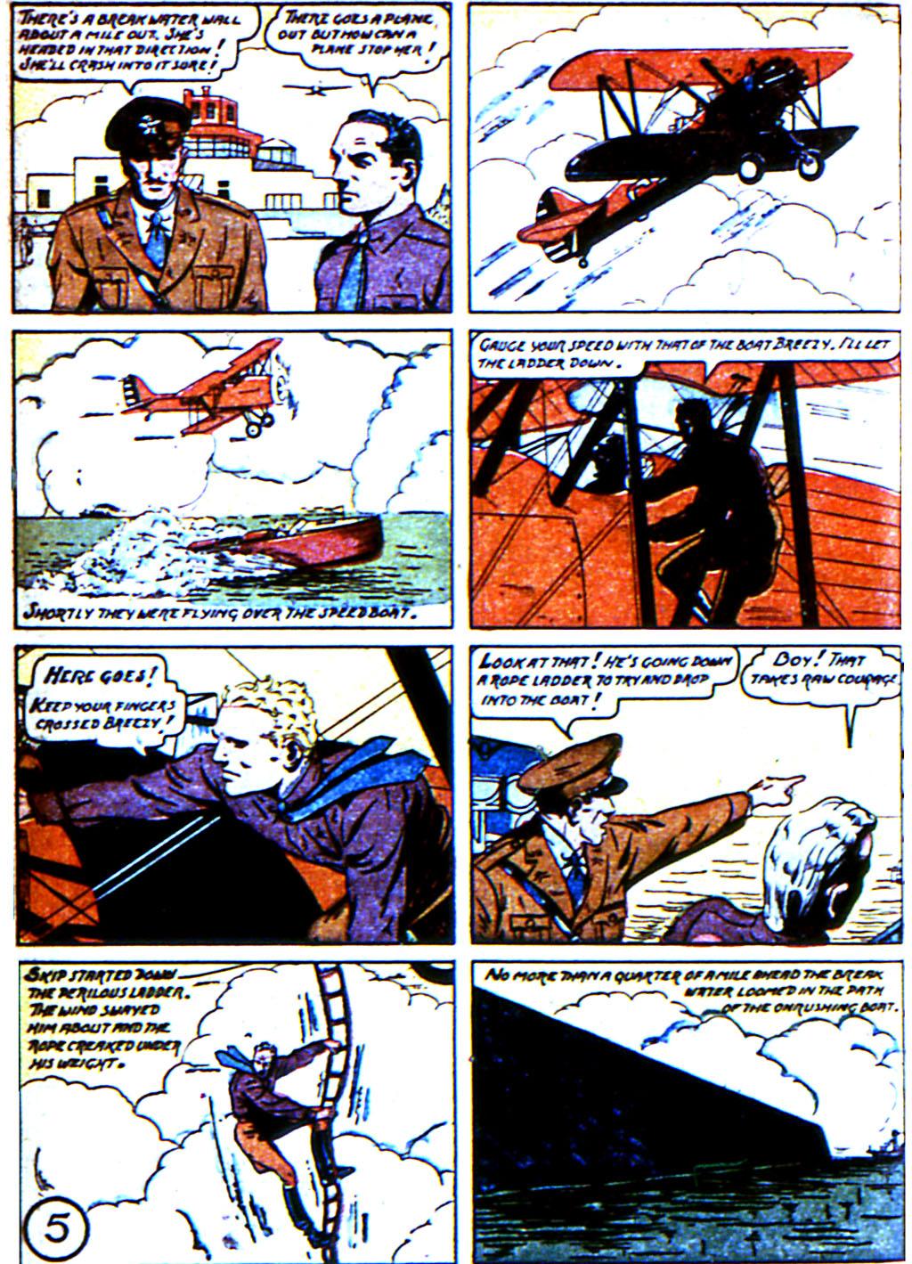 Read online Adventure Comics (1938) comic -  Issue #43 - 54