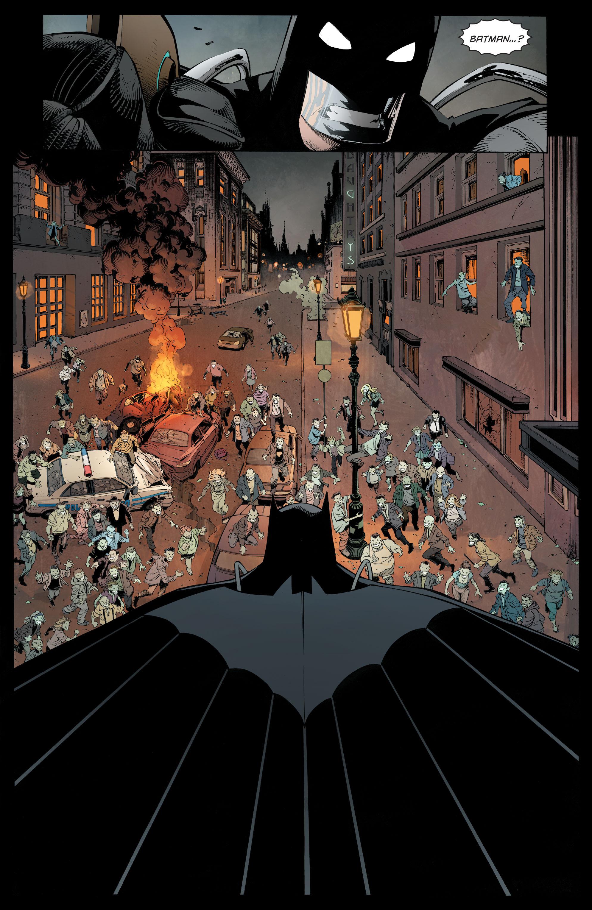 Read online Batman (2011) comic -  Issue # _TPB 7 - 61