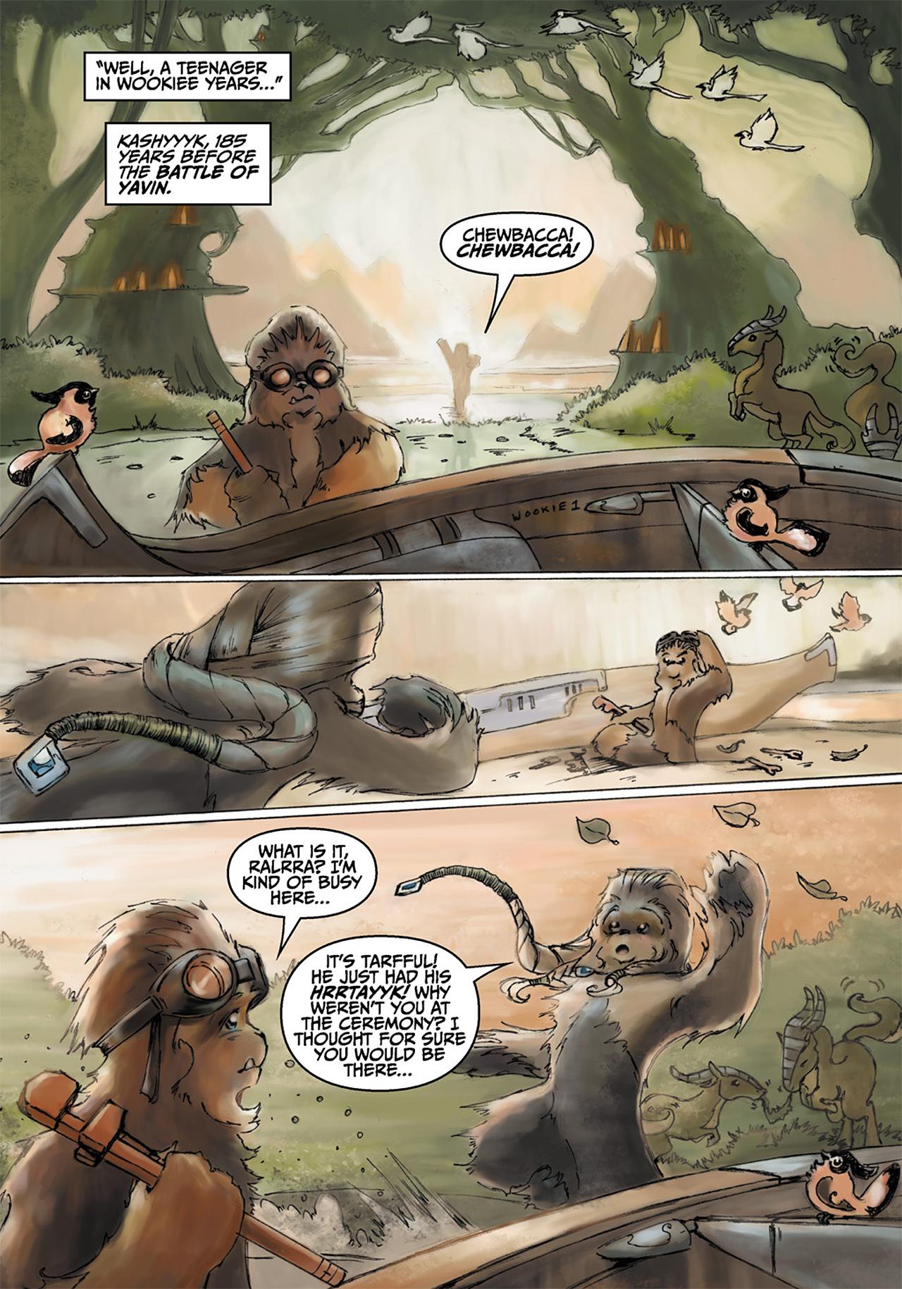 Read online Star Wars Omnibus comic -  Issue # Vol. 33 - 407