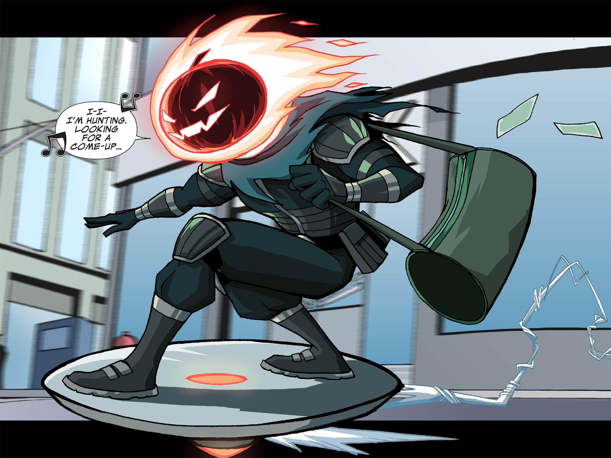 Read online Ultimate Spider-Man (Infinite Comics) (2015) comic -  Issue #1 - 6
