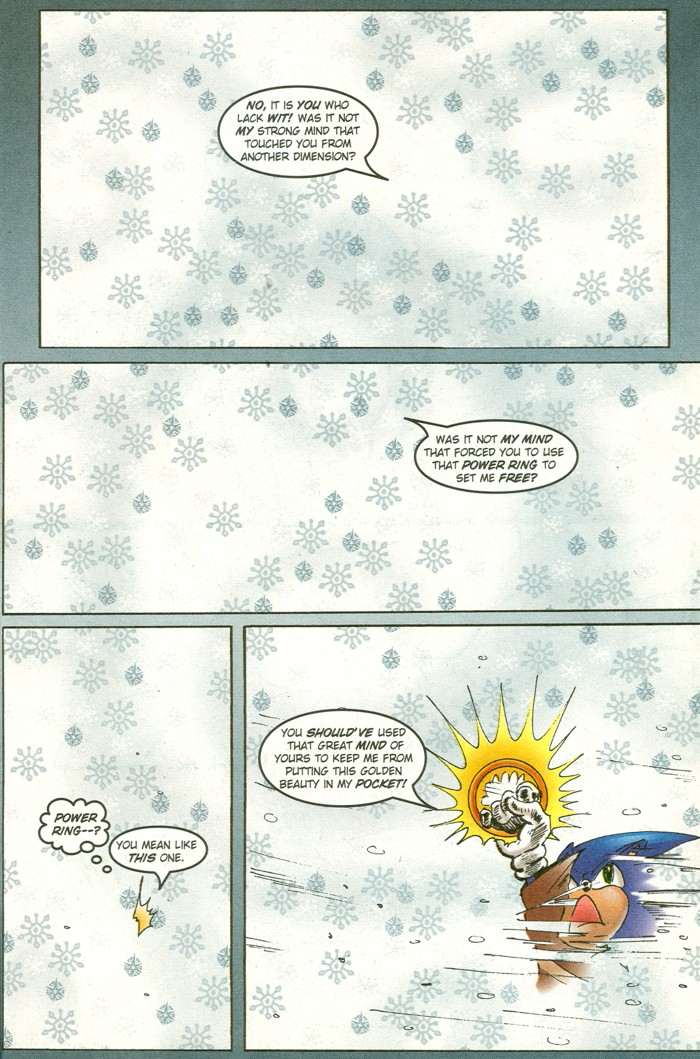 Read online Sonic Super Special comic -  Issue #15 - Naugus games - 25