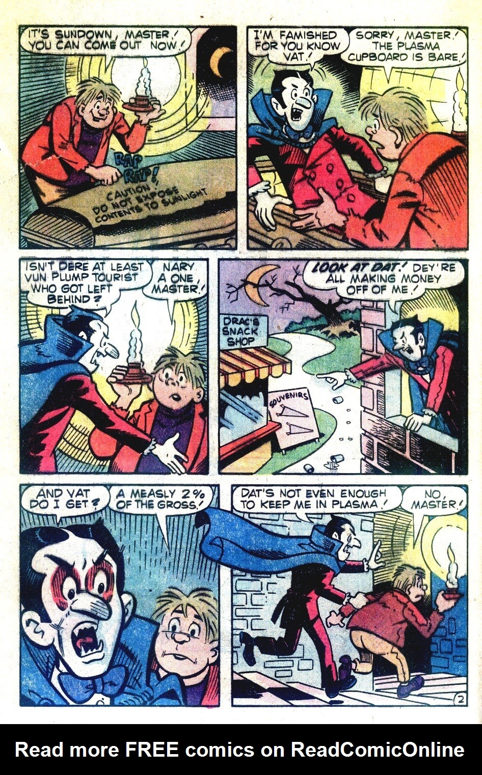Read online Madhouse Comics comic -  Issue #118 - 4