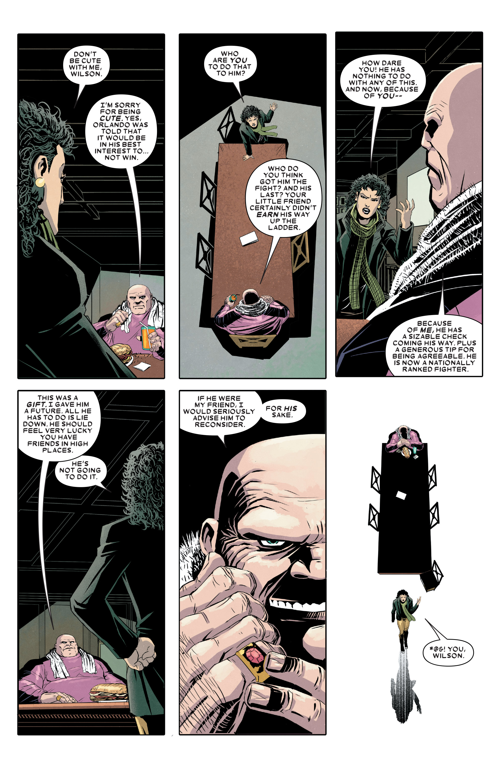 Read online Kingpin (2017) comic -  Issue #5 - 6