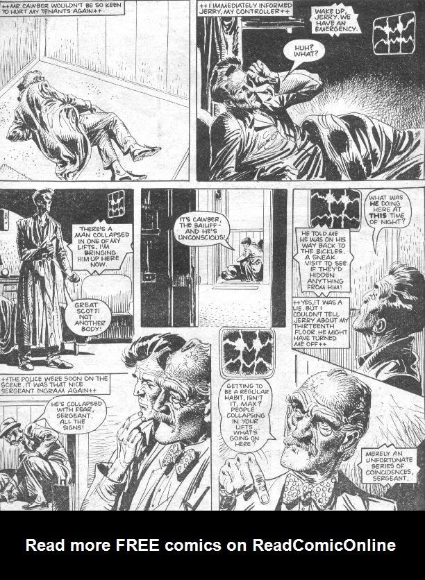 Read online The Thirteenth Floor (2007) comic -  Issue # Full - 27
