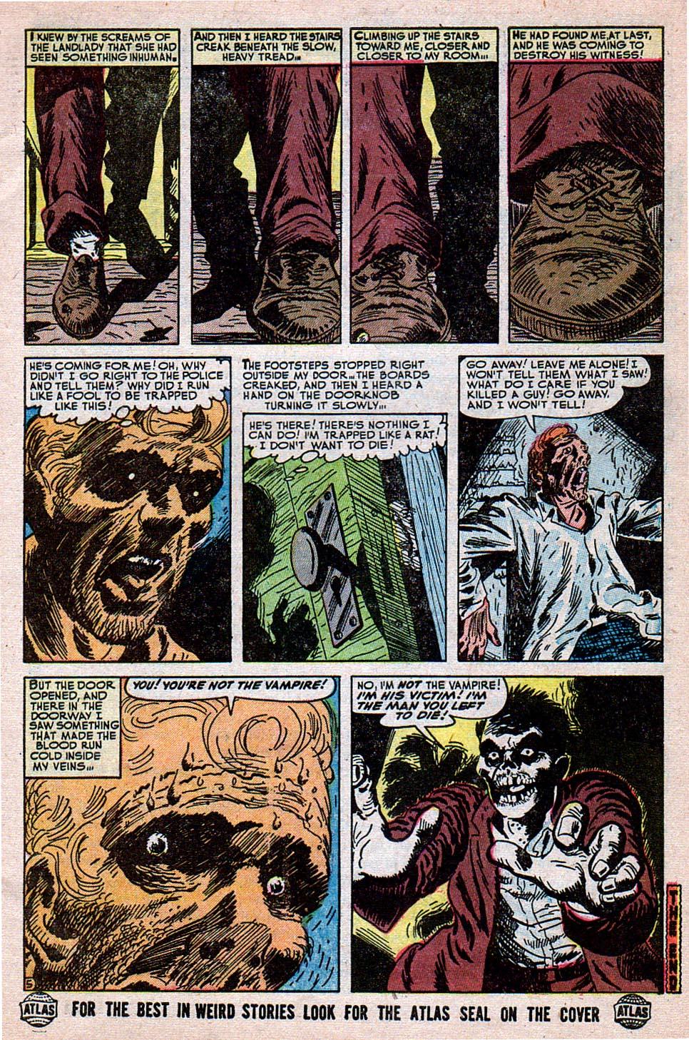 Read online Adventures into Weird Worlds comic -  Issue #30 - 6