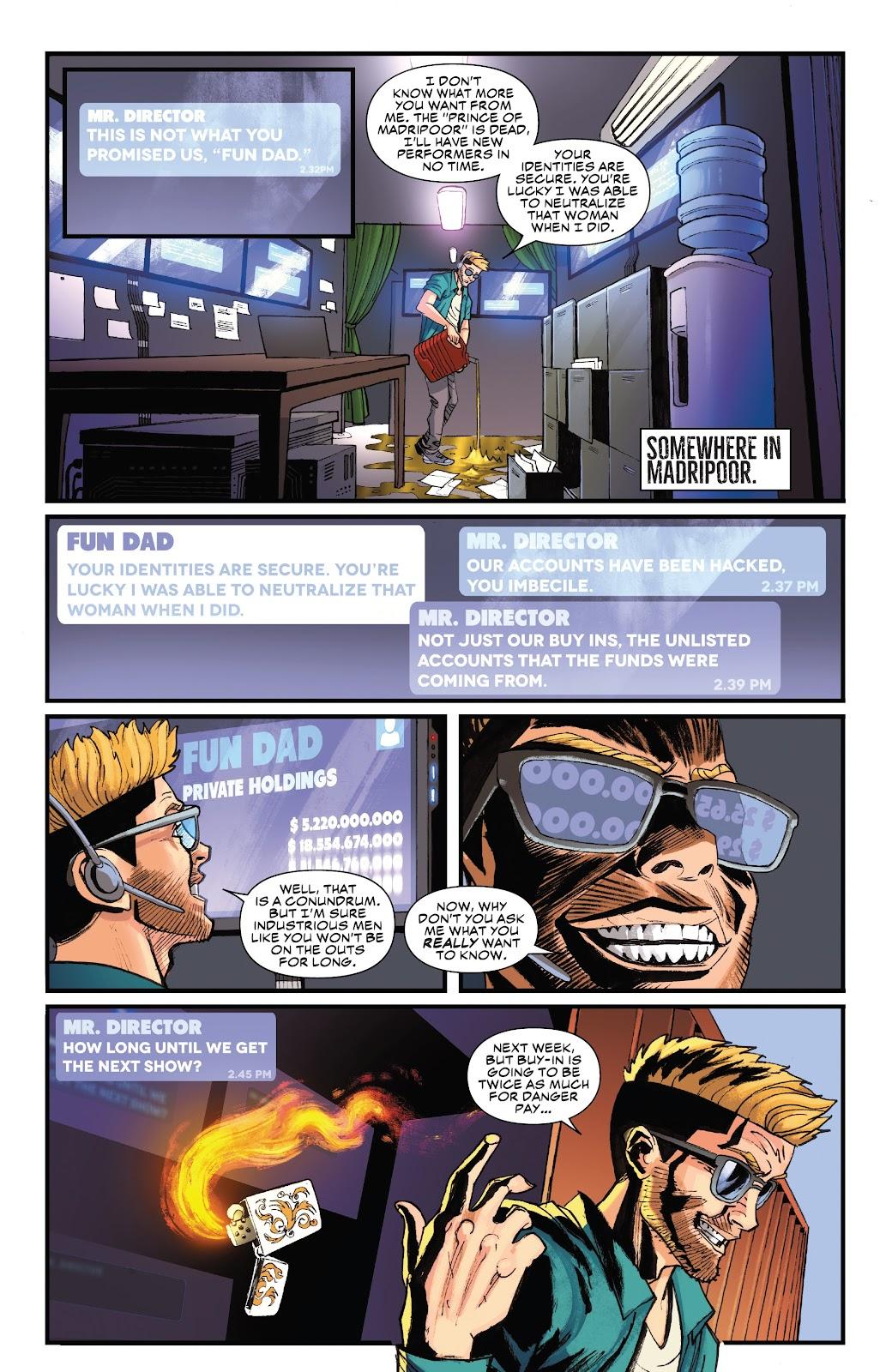 Read online Black Widow (2019) comic -  Issue #5 - 3