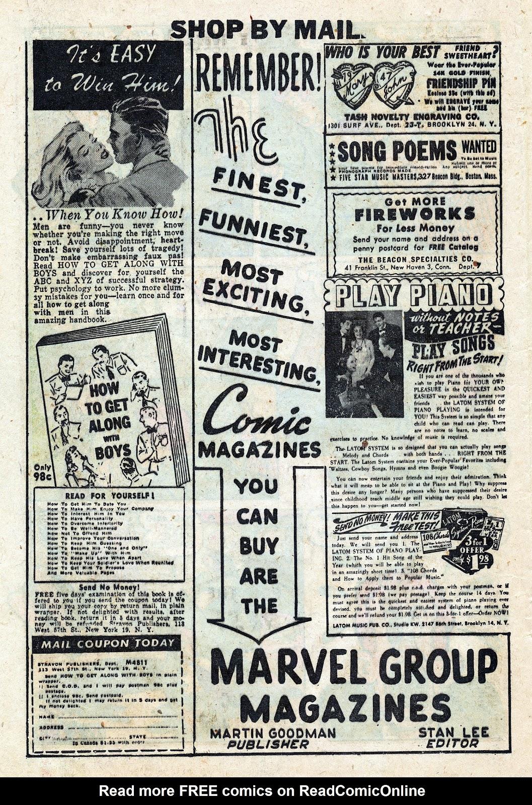 Read online Gay Comics comic -  Issue #30 - 24