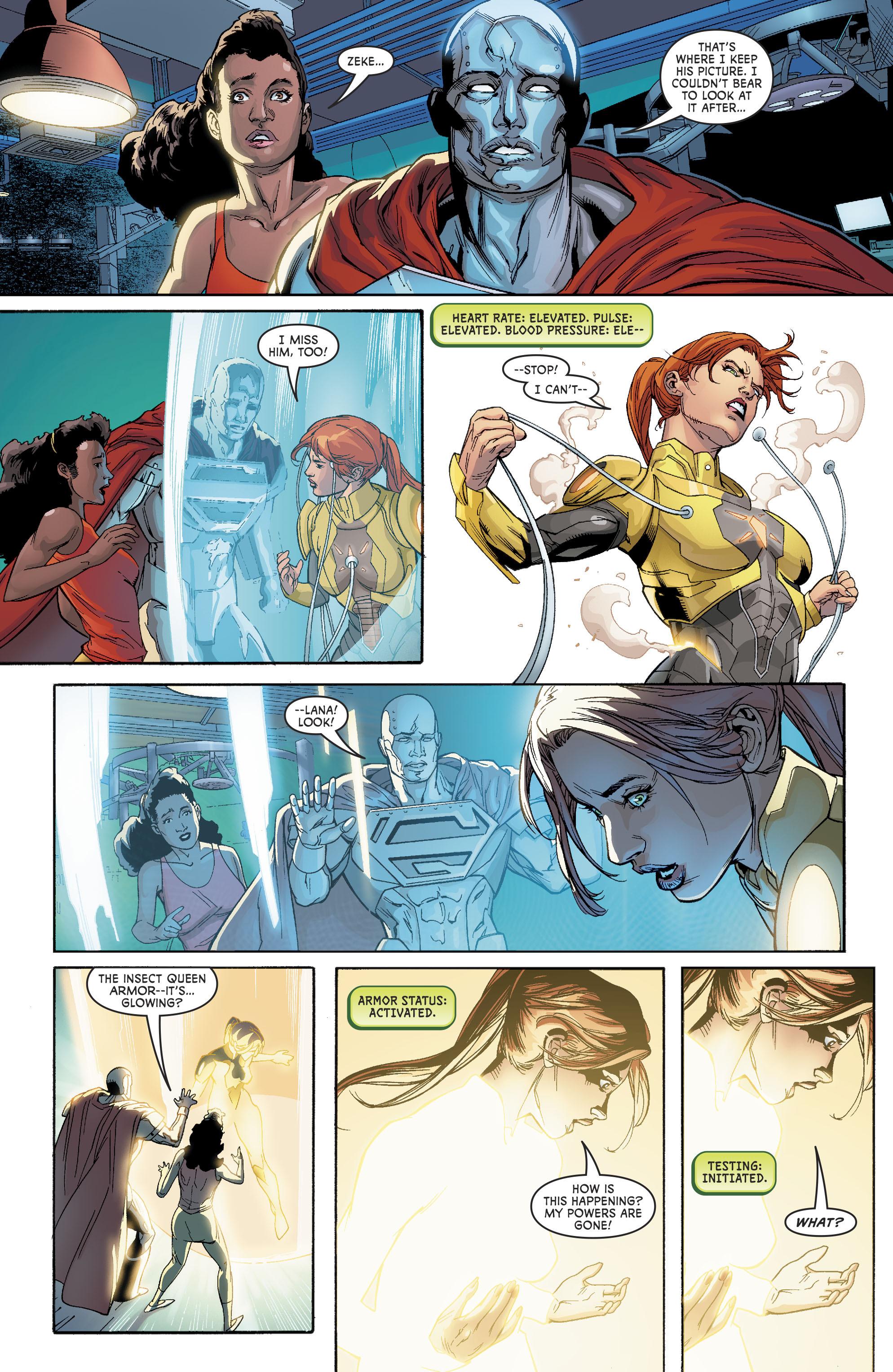 Read online Superwoman comic -  Issue #10 - 13