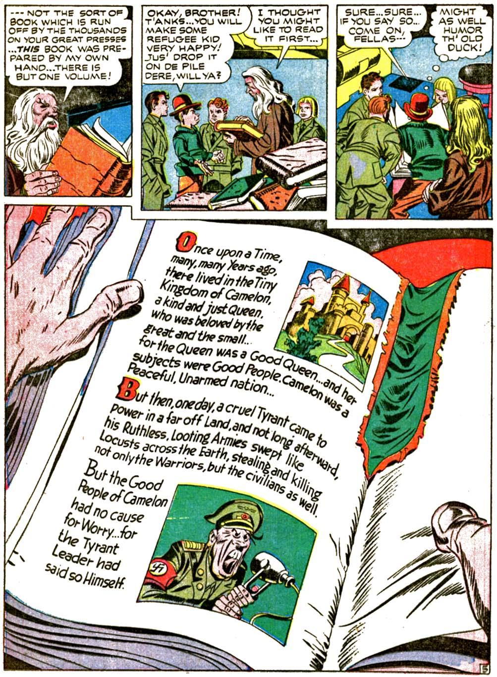 Boy Commandos issue 2 - Page 37
