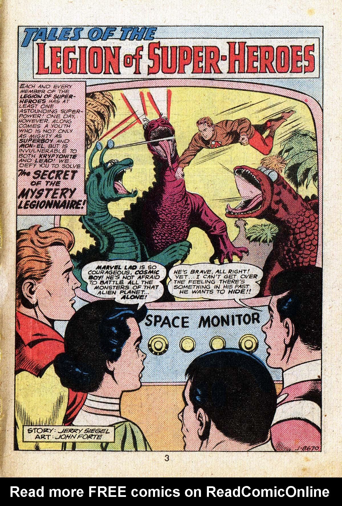 Read online Adventure Comics (1938) comic -  Issue #500 - 3