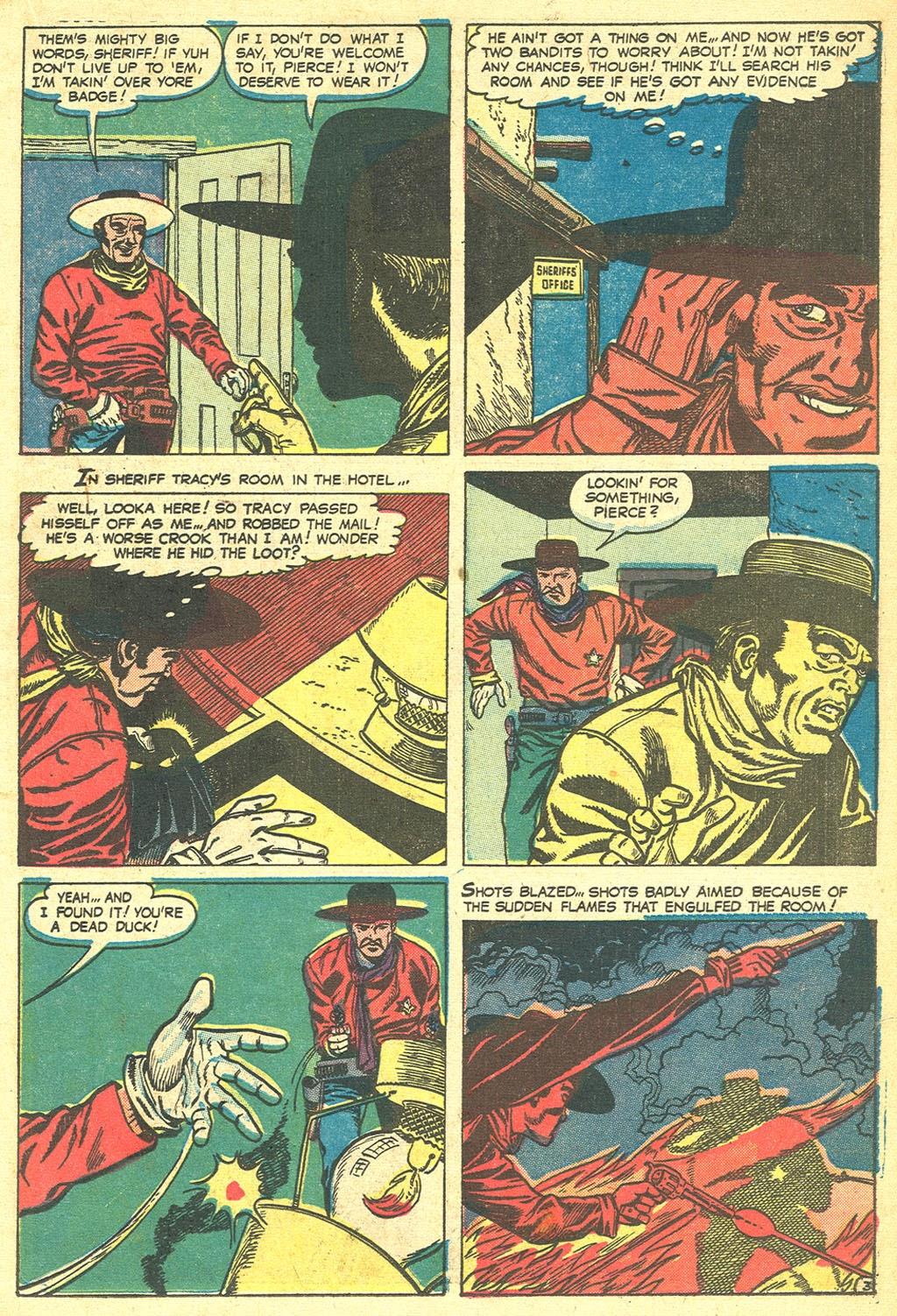 Gunsmoke Western issue 41 - Page 23