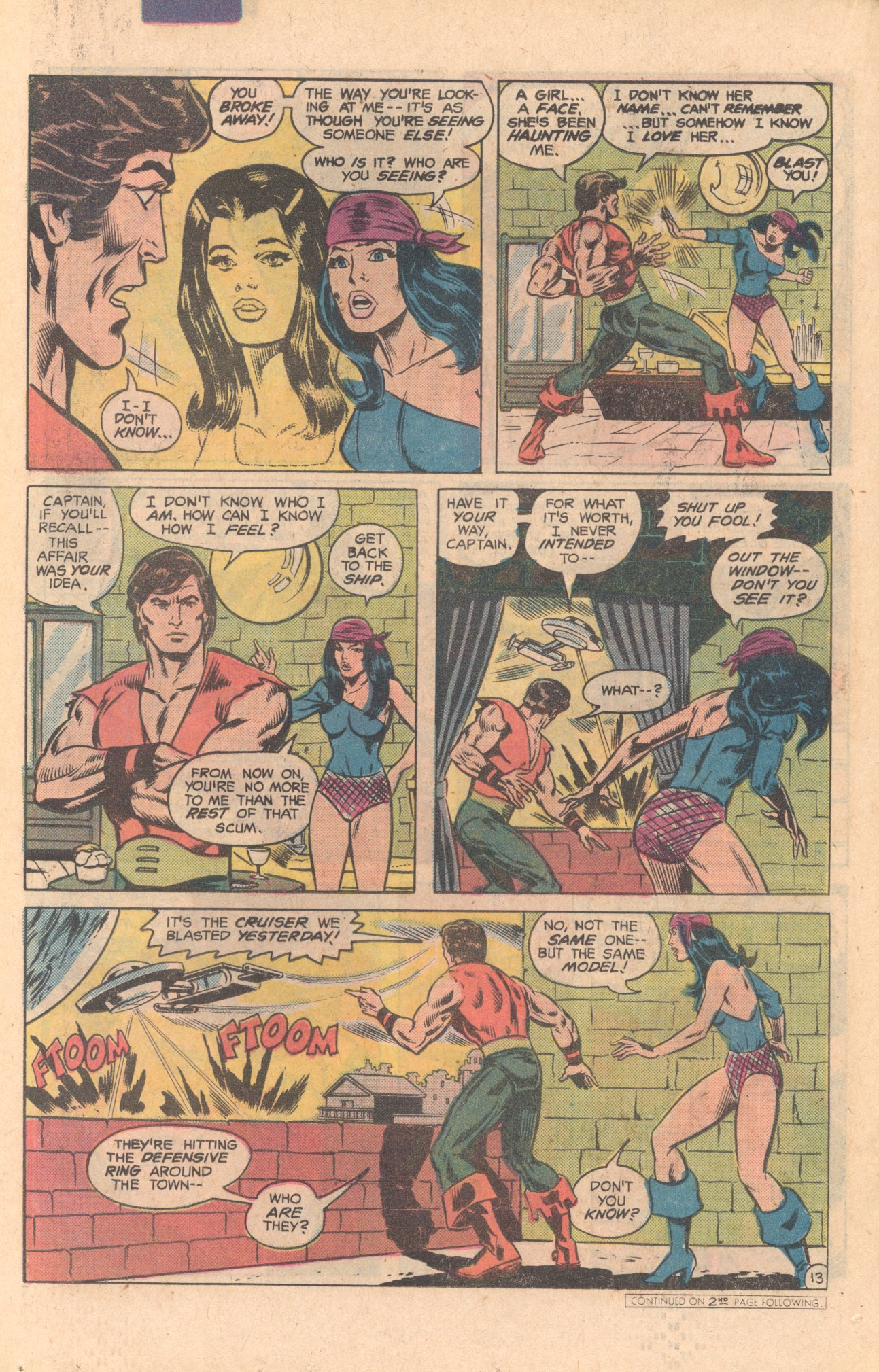 Legion of Super-Heroes (1980) 275 Page 13