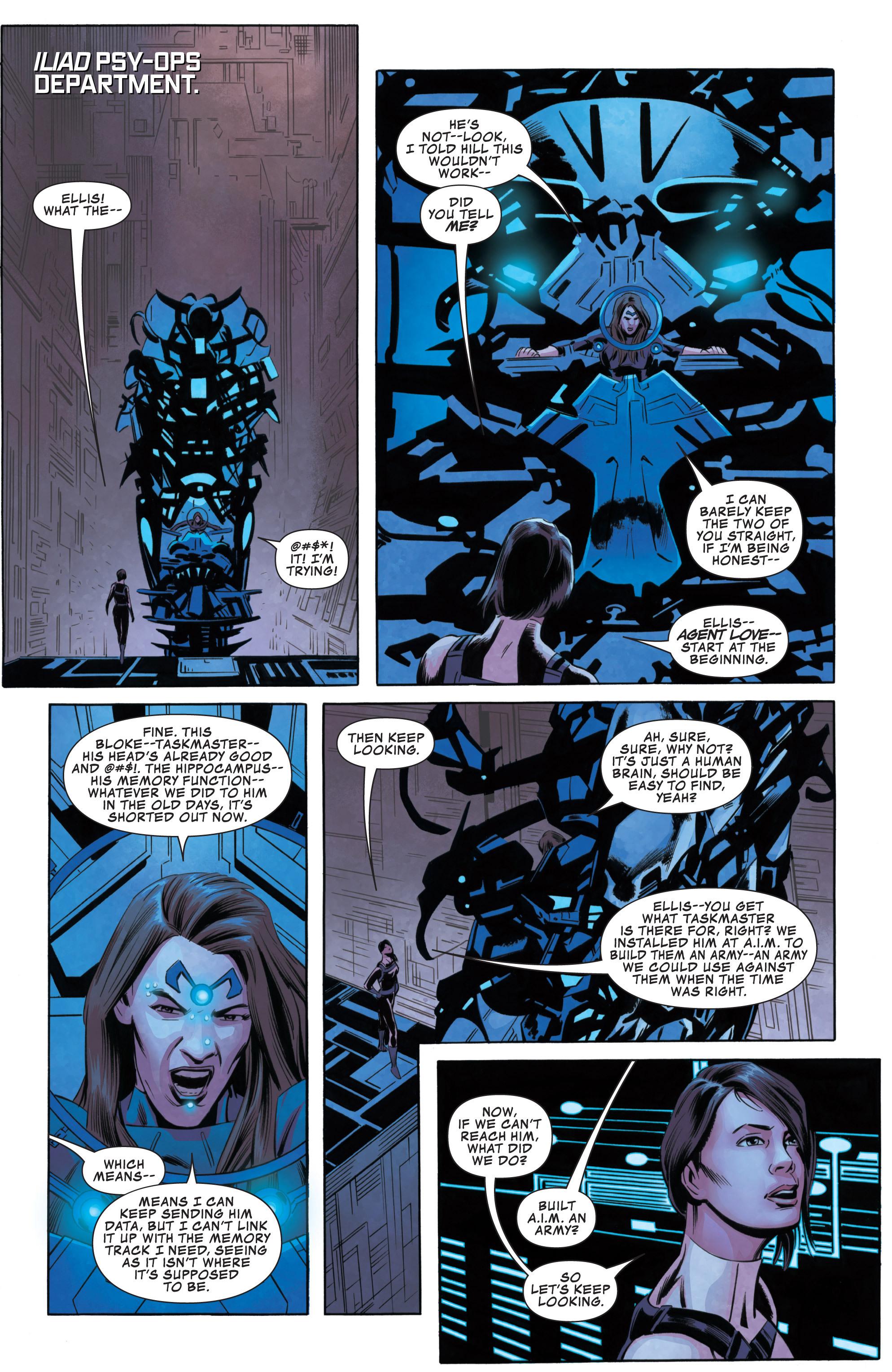 Read online Secret Avengers (2013) comic -  Issue #6 - 12