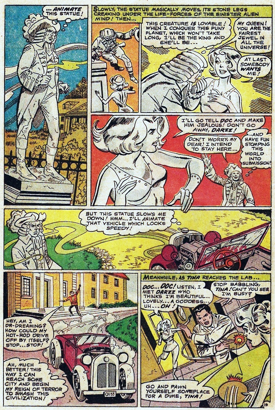 Metal Men (1963) issue 31 - Page 16