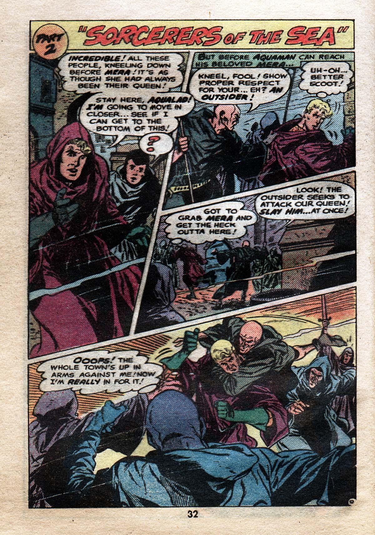 Read online Adventure Comics (1938) comic -  Issue #491 - 32