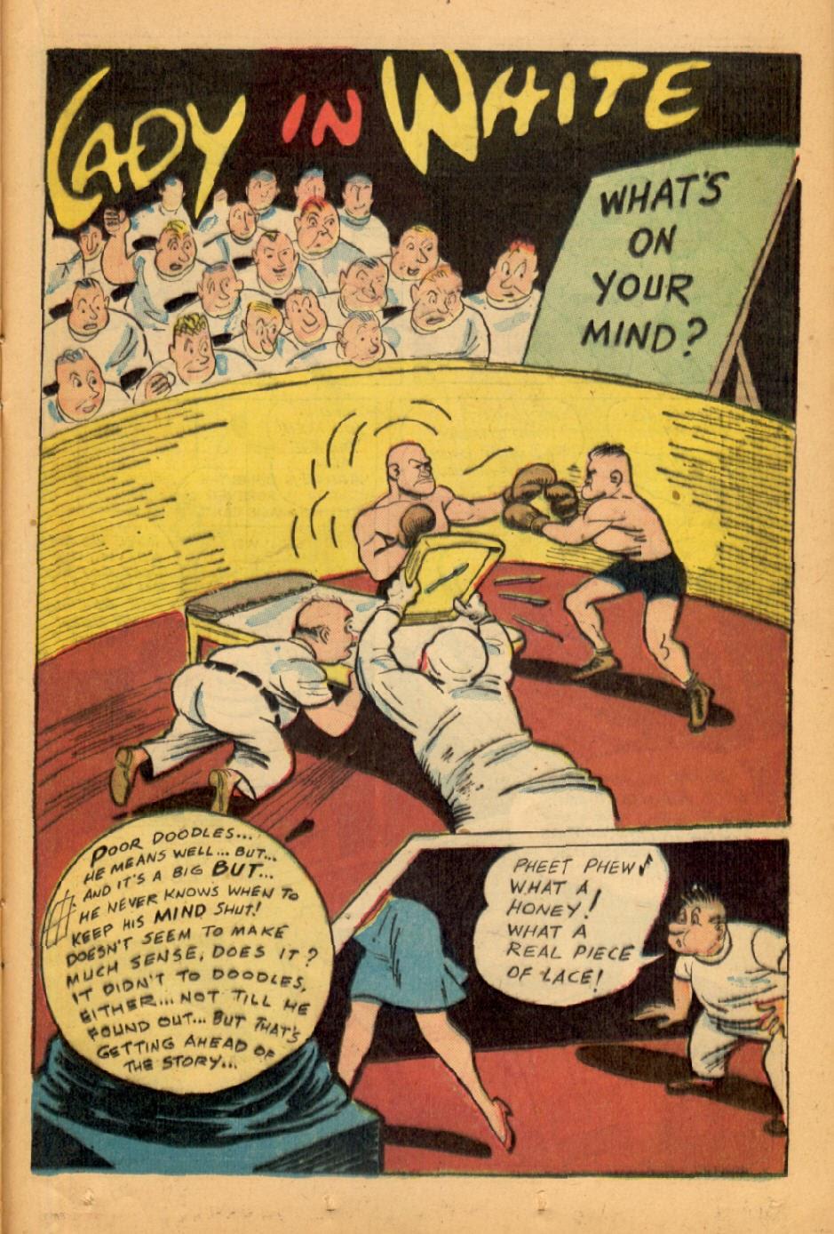 Read online Super-Magician Comics comic -  Issue #45 - 35