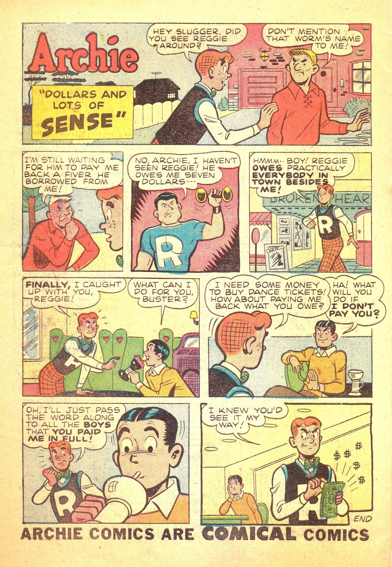 Archie Comics issue 077 - Page 34