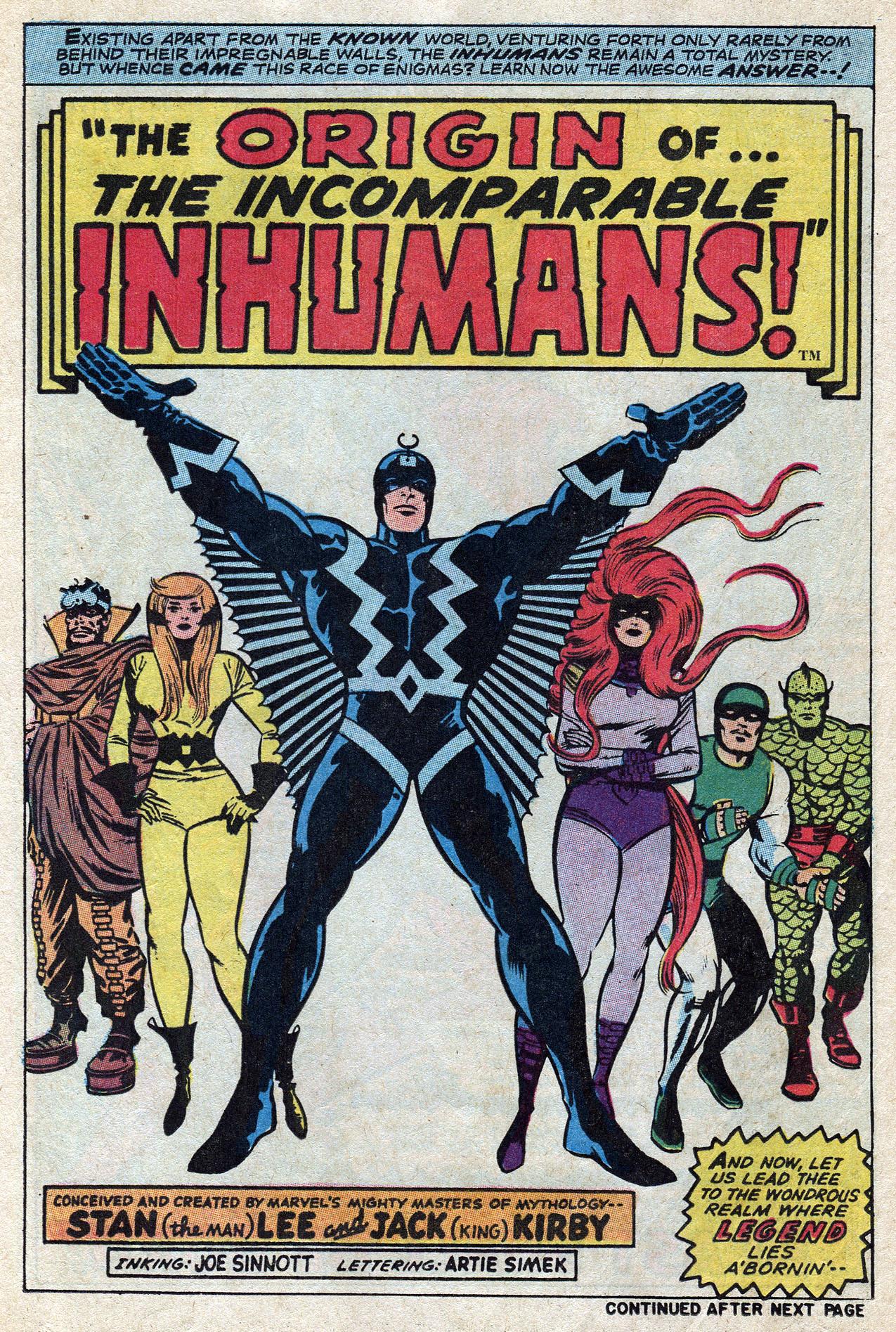 Read online Amazing Adventures (1970) comic -  Issue #10 - 24