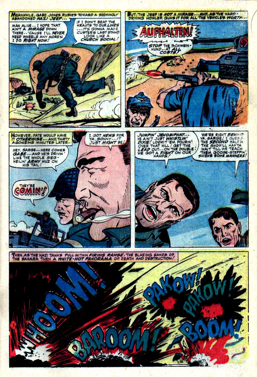 Read online Sgt. Fury comic -  Issue #43 - 17