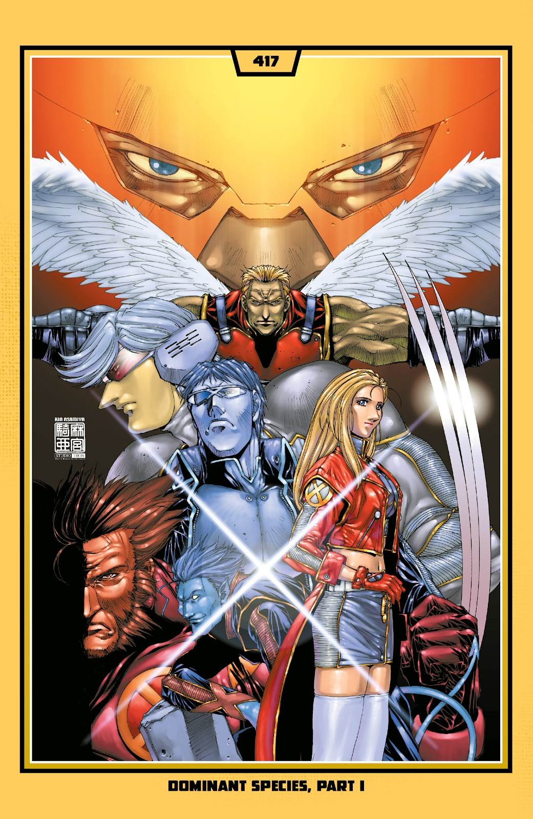 Read online X-Men: Unstoppable comic -  Issue # TPB (Part 2) - 94