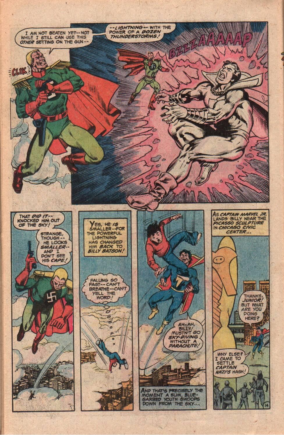 Read online Shazam! (1973) comic -  Issue #34 - 26