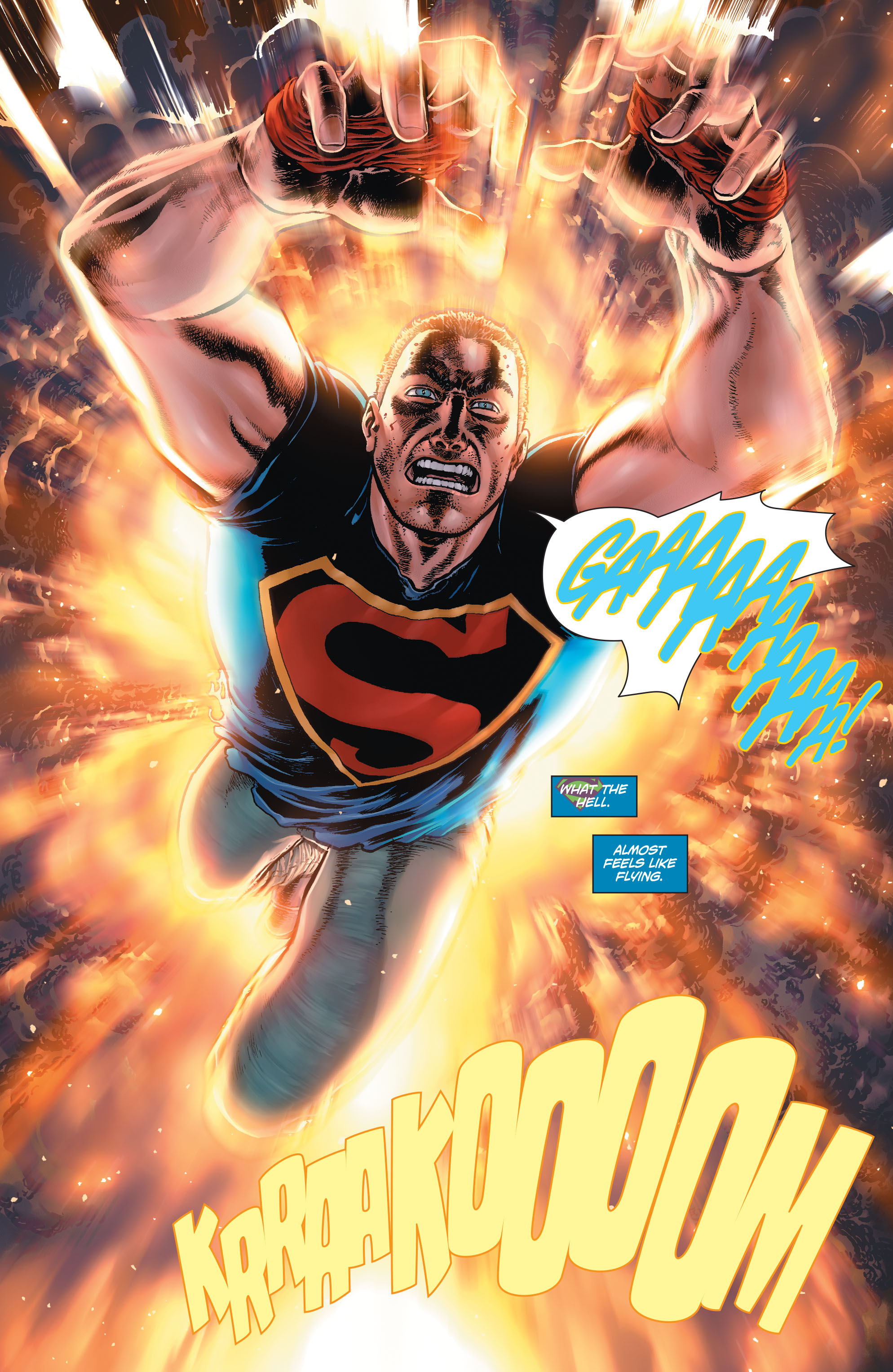 Read online Action Comics (2011) comic -  Issue #42 - 10