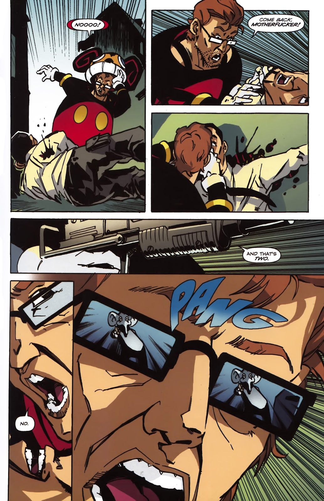 Read online Ricky Rouse Has A Gun comic -  Issue # TPB (Part 2) - 38