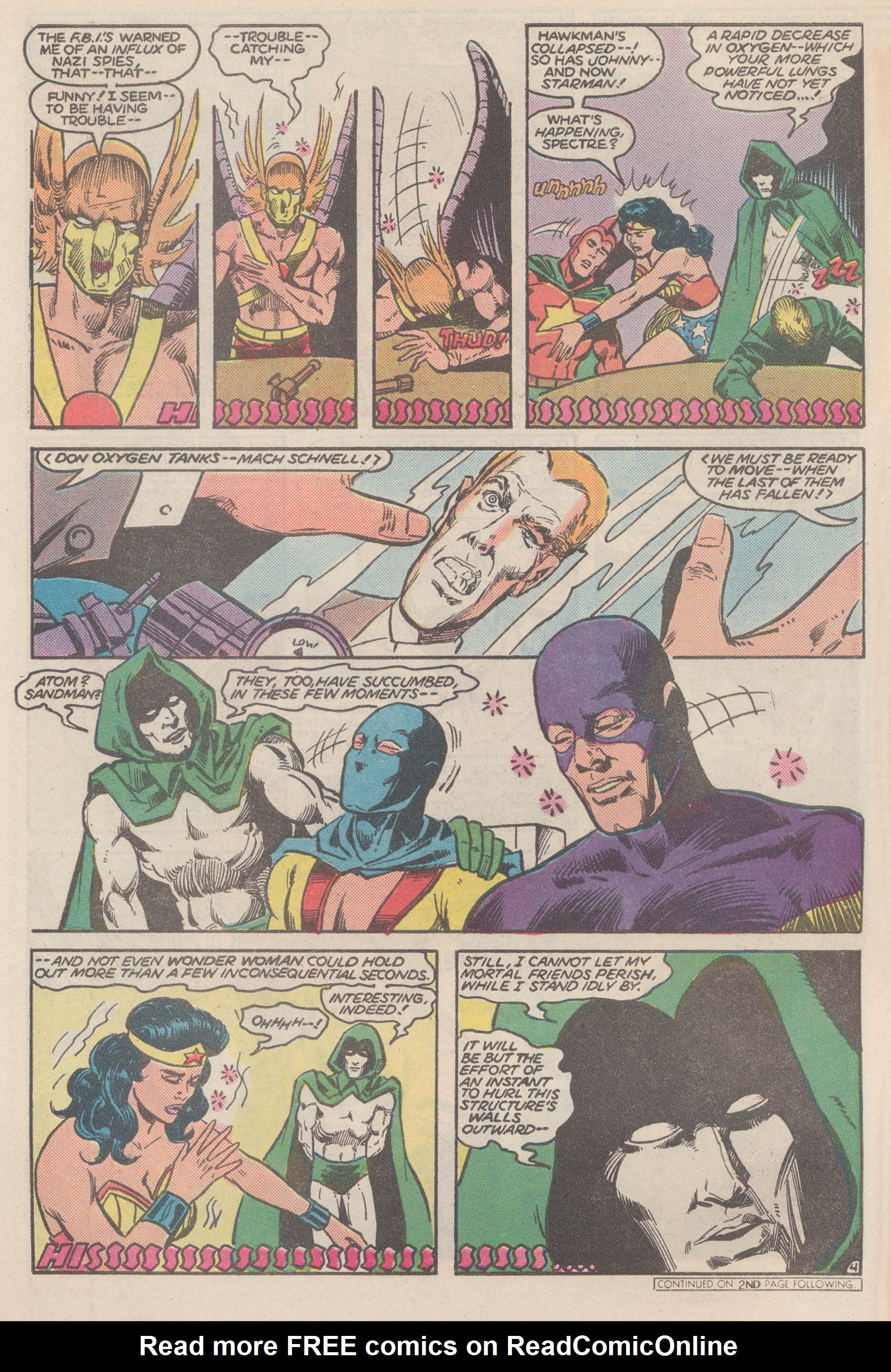 Read online All-Star Squadron comic -  Issue #50 - 7
