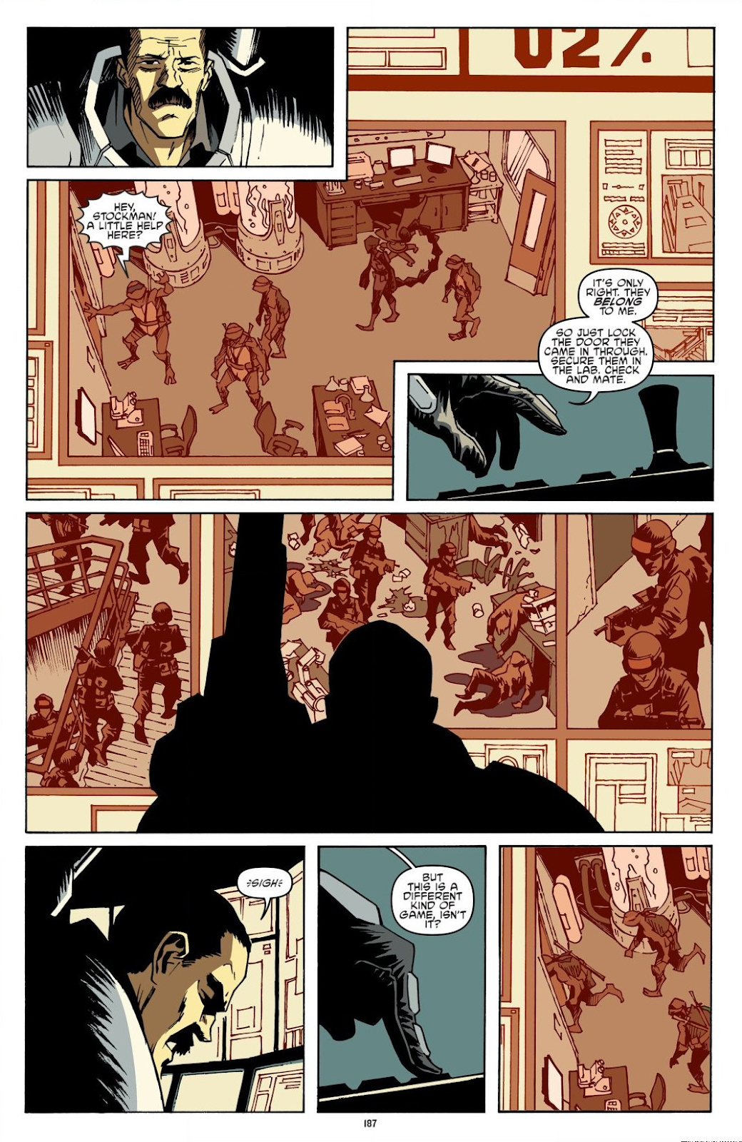 Read online Teenage Mutant Ninja Turtles: The IDW Collection comic -  Issue # TPB 8 (Part 2) - 86