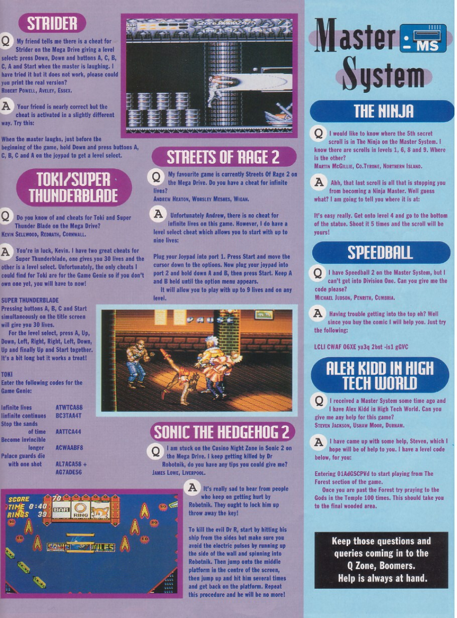 Read online Sonic the Comic comic -  Issue #6 - 26