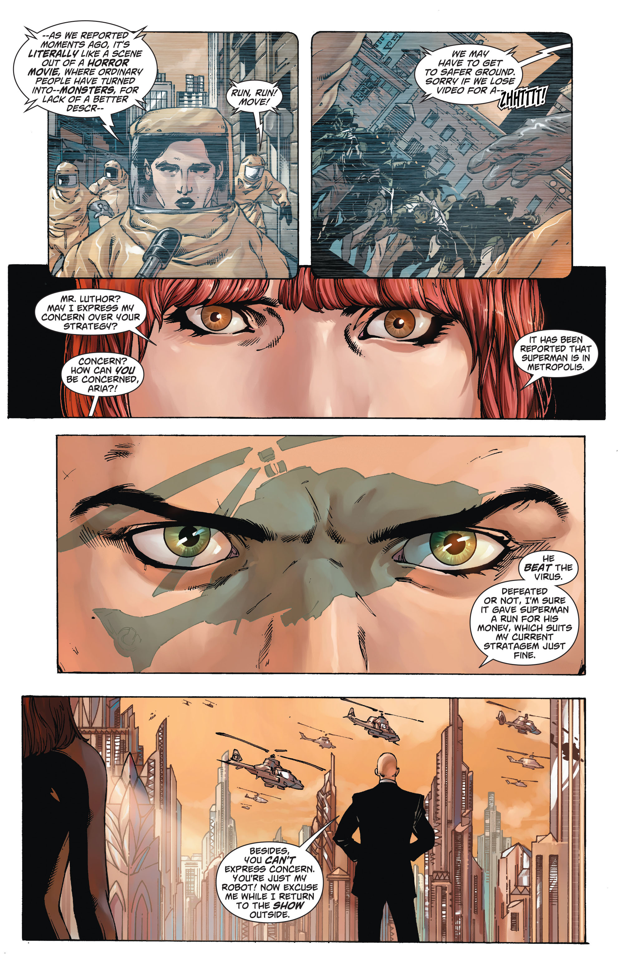 Read online Action Comics (2011) comic -  Issue #20 - 16