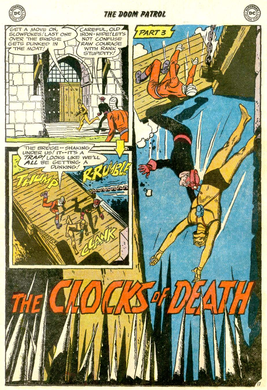 Doom Patrol (1964) issue 92 - Page 23