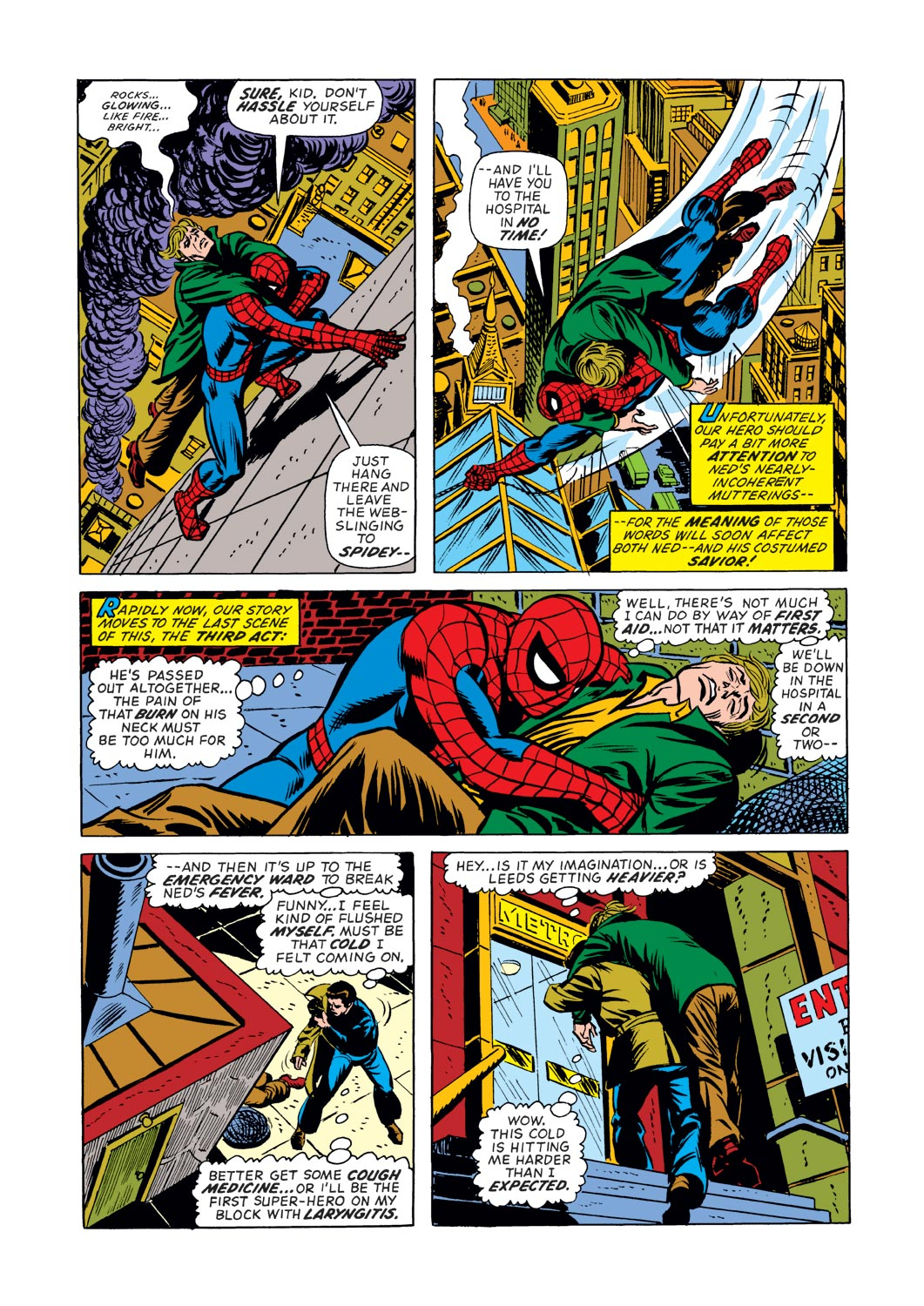 The Amazing Spider-Man (1963) 132 Page 18