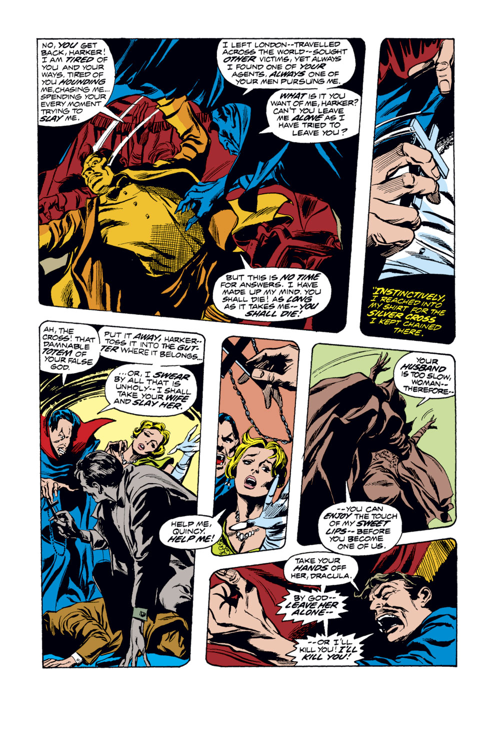 Tomb of Dracula (1972) issue 33 - Page 6