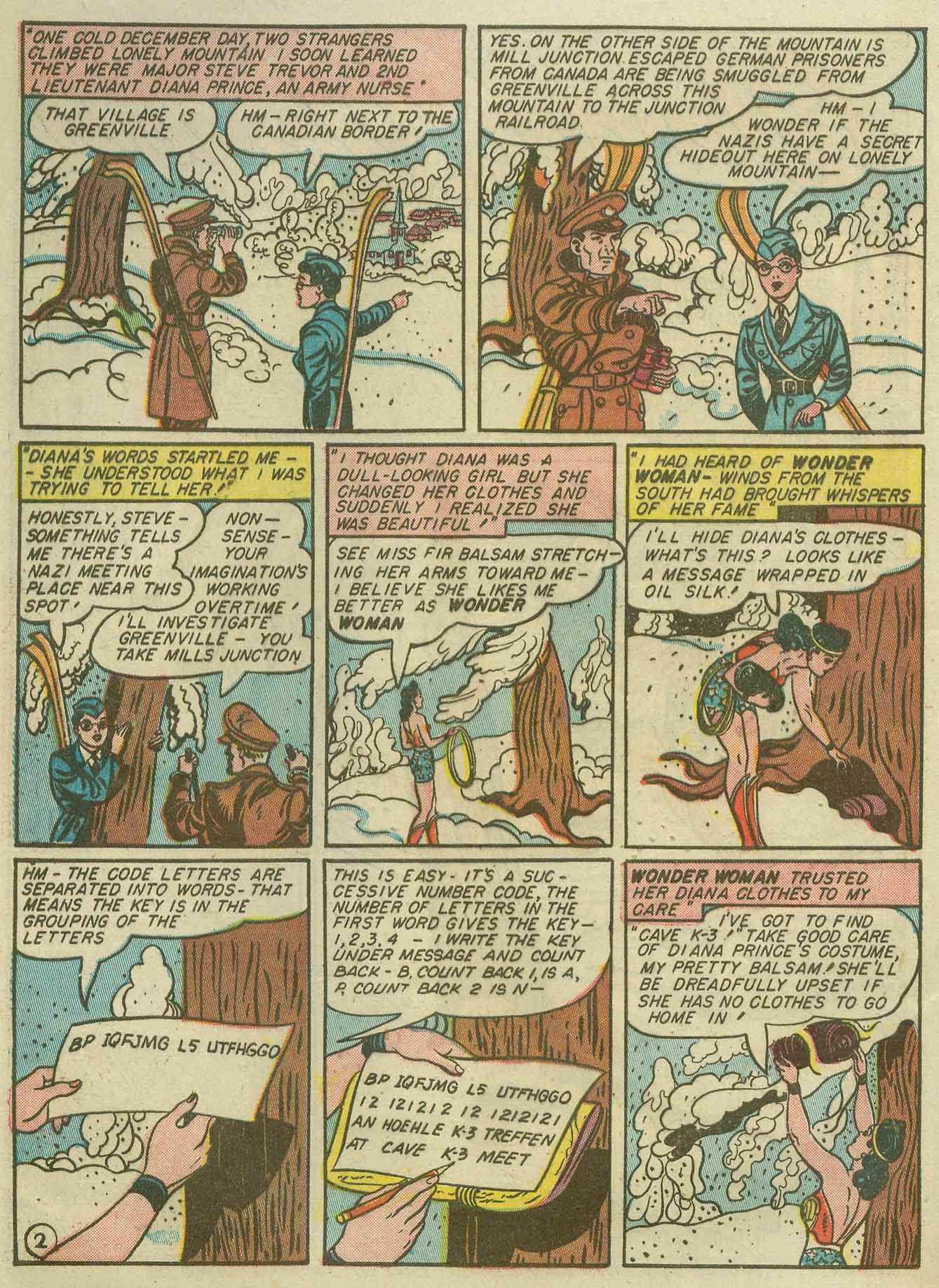Read online Sensation (Mystery) Comics comic -  Issue #14 - 4